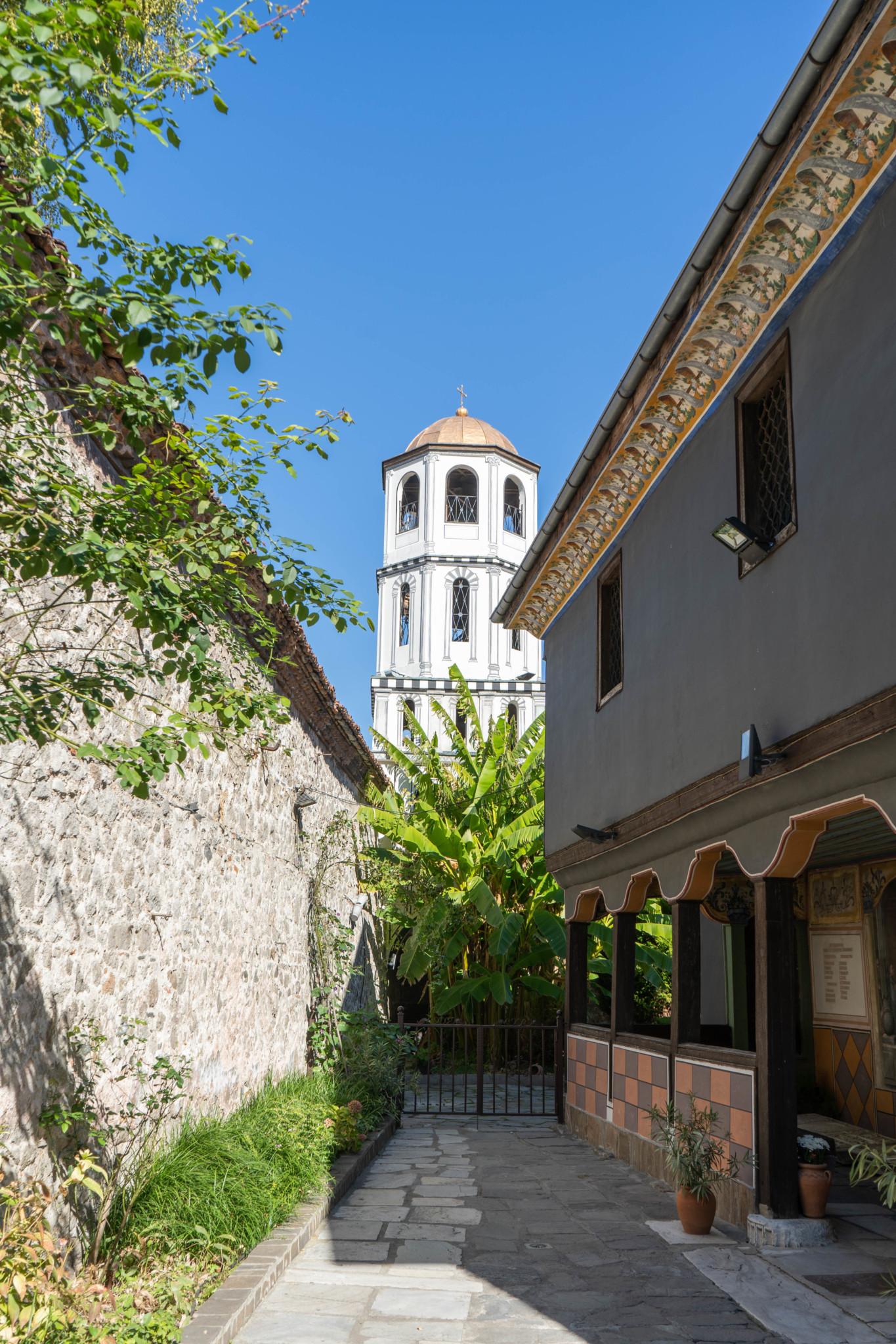 Konstantin und Elena Kirche in Plowdiw