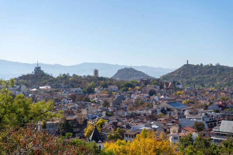 Plovdiv in Bulgarien: Highlights & Tipps für die Kulturhauptstadt