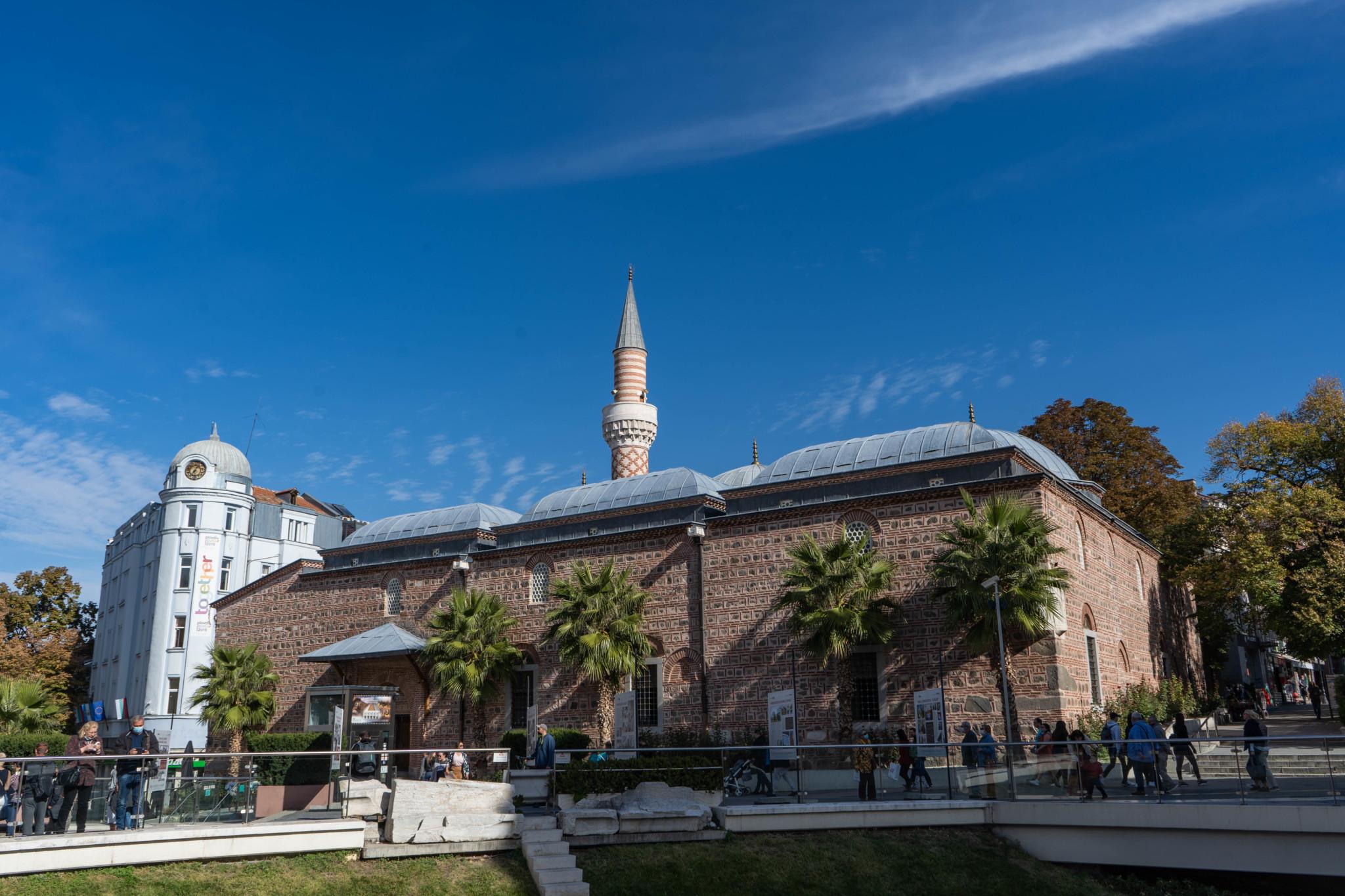 Dzhumaya Moschee in Plovdiv