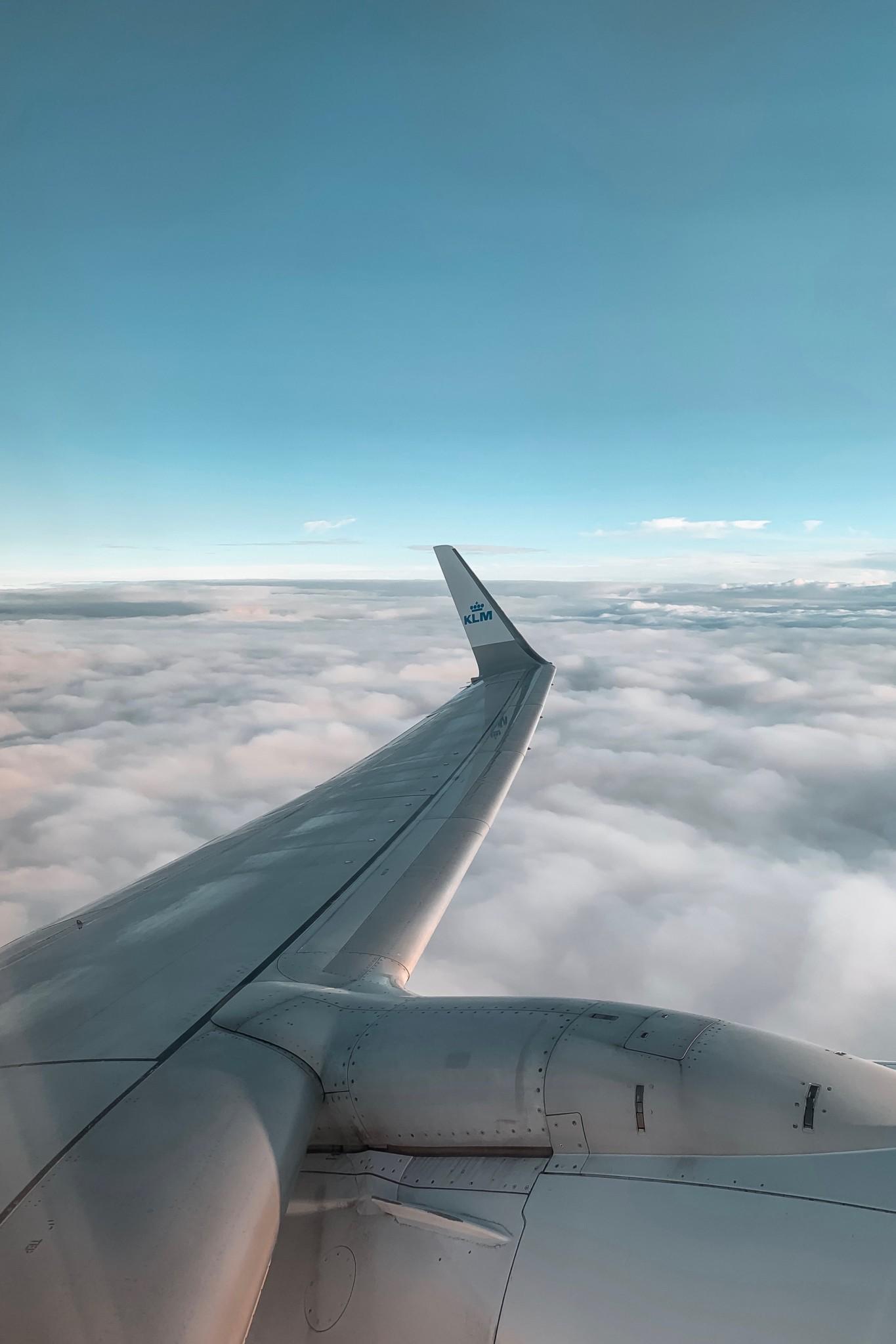 Fliegen während Corona