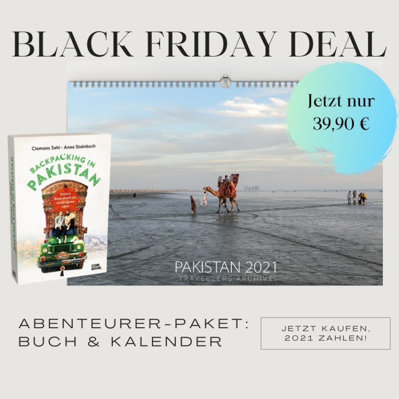 Abenteuer Paket: Black Friday Specia