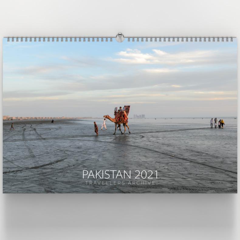 Pakistan Kalender 2021