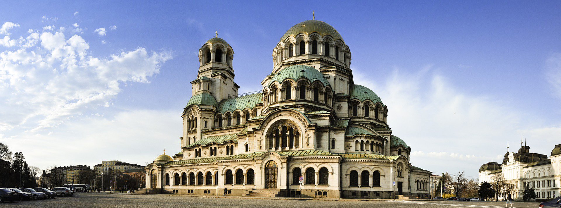 Kathedrale in Sofia