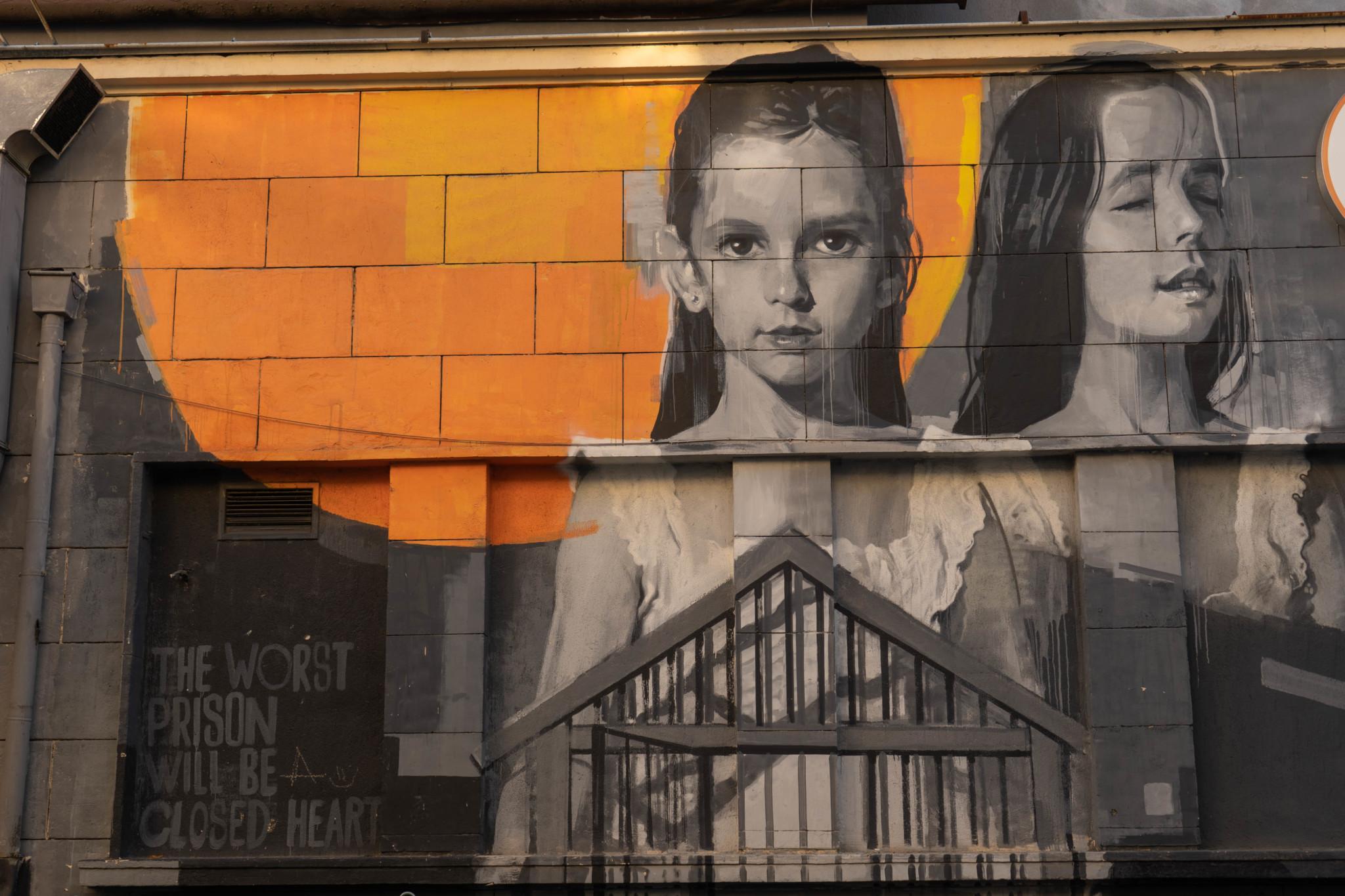 Graffiti in Plowdiw