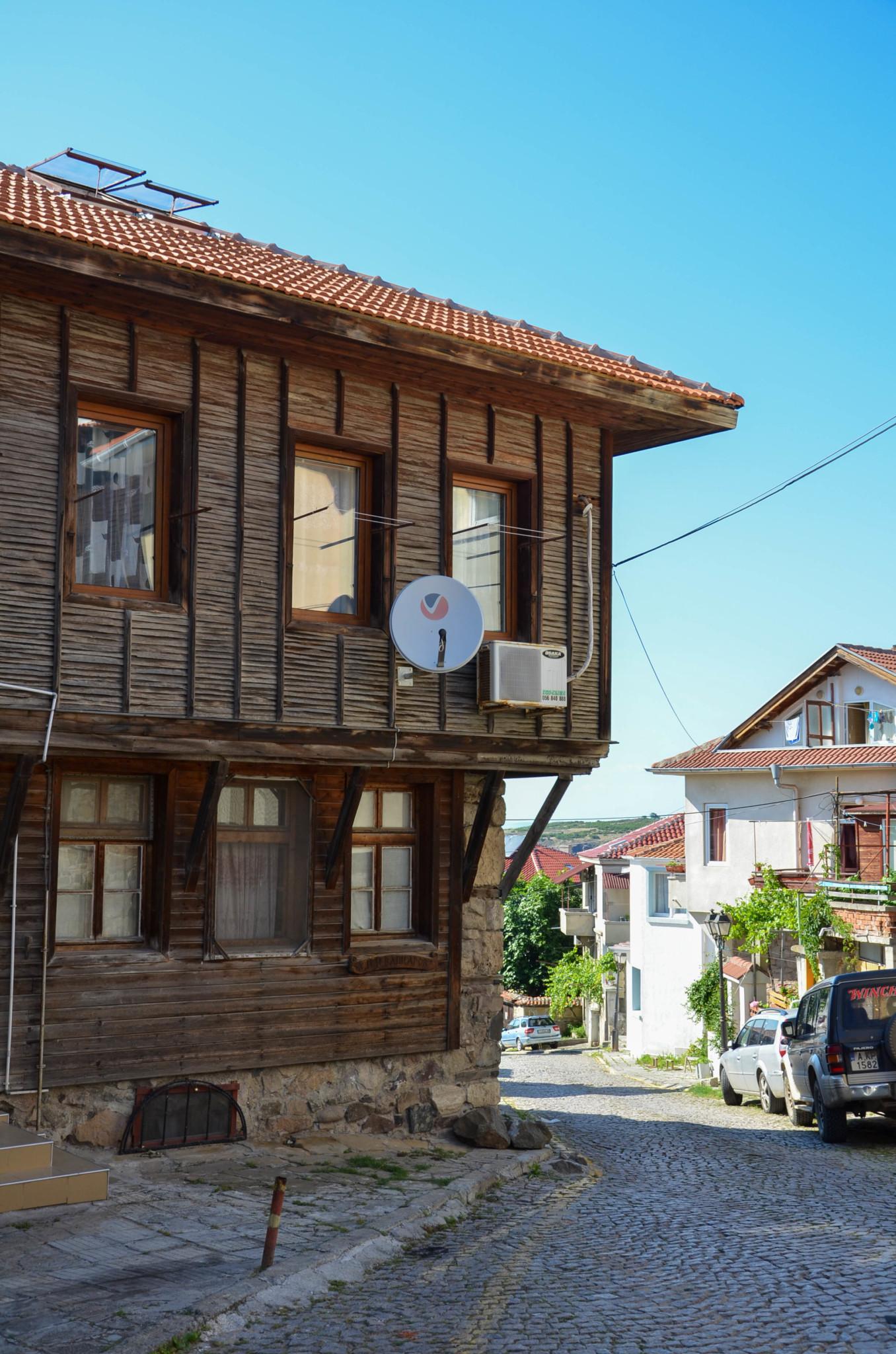 Architektur in Nessebar