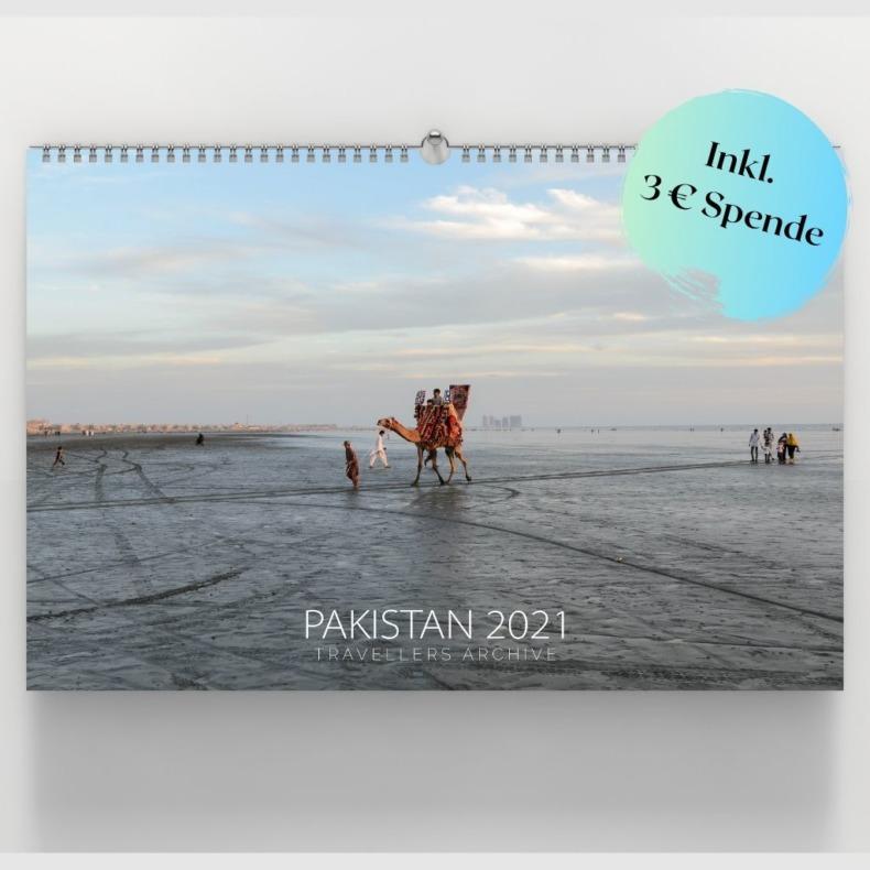 Pakistan-Kalender 2021