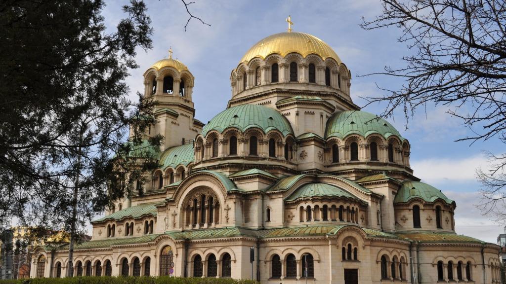 Sofia Kathedrale