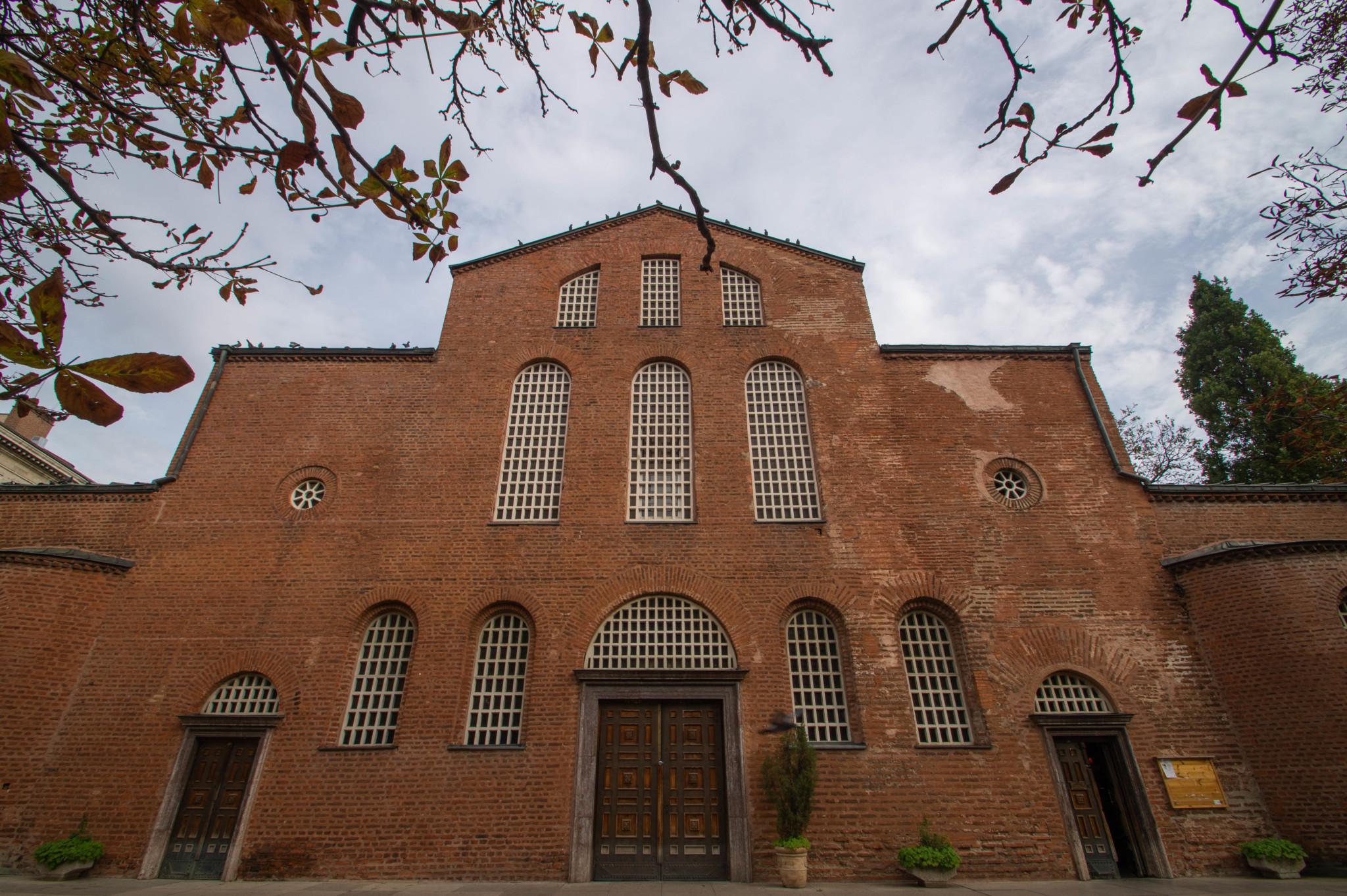 Sofias Sophienkirche