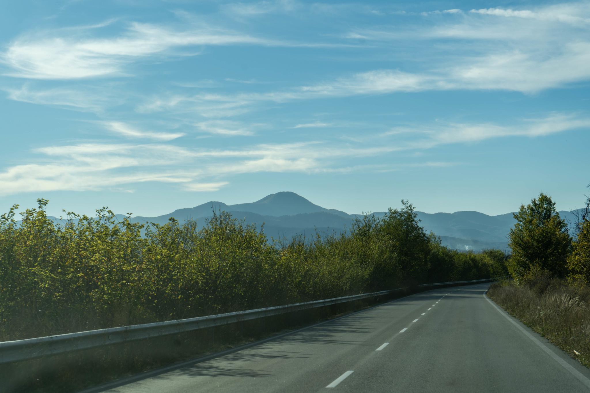 Straßen in Bulgarien