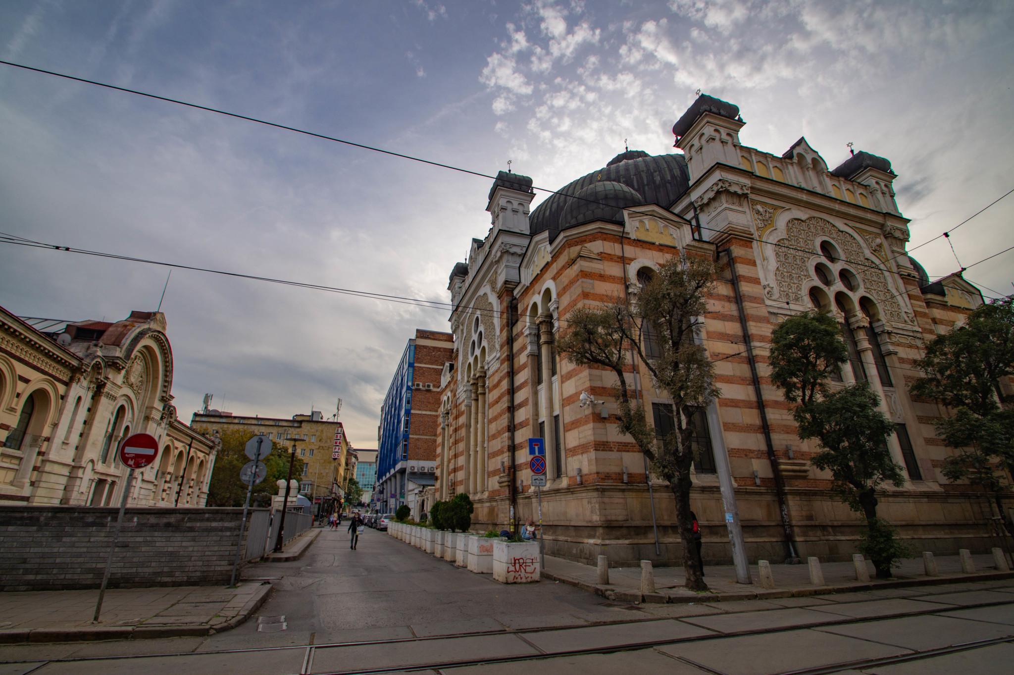 Synagoge von Sofia