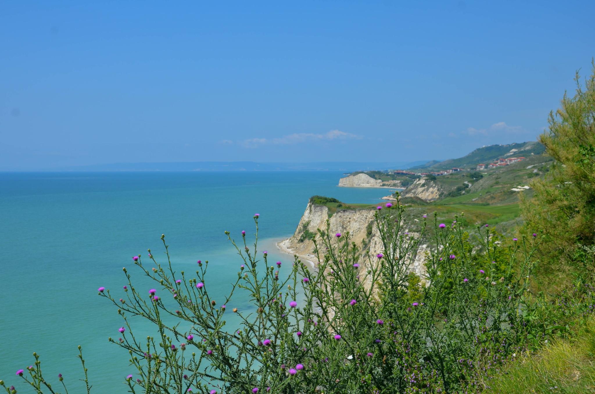 Thracian Kliff in Bulgarien