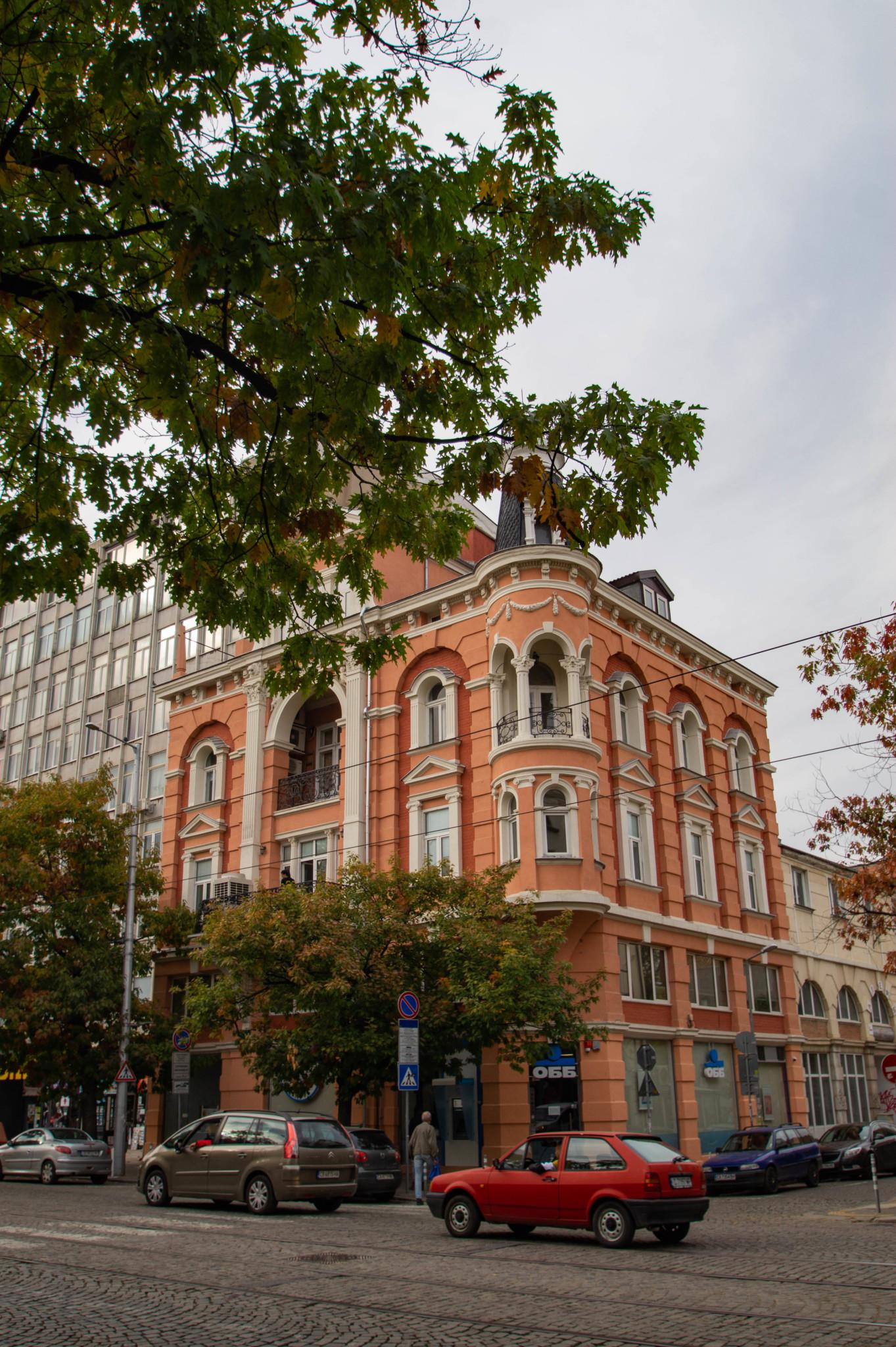 Architektur in Sofia