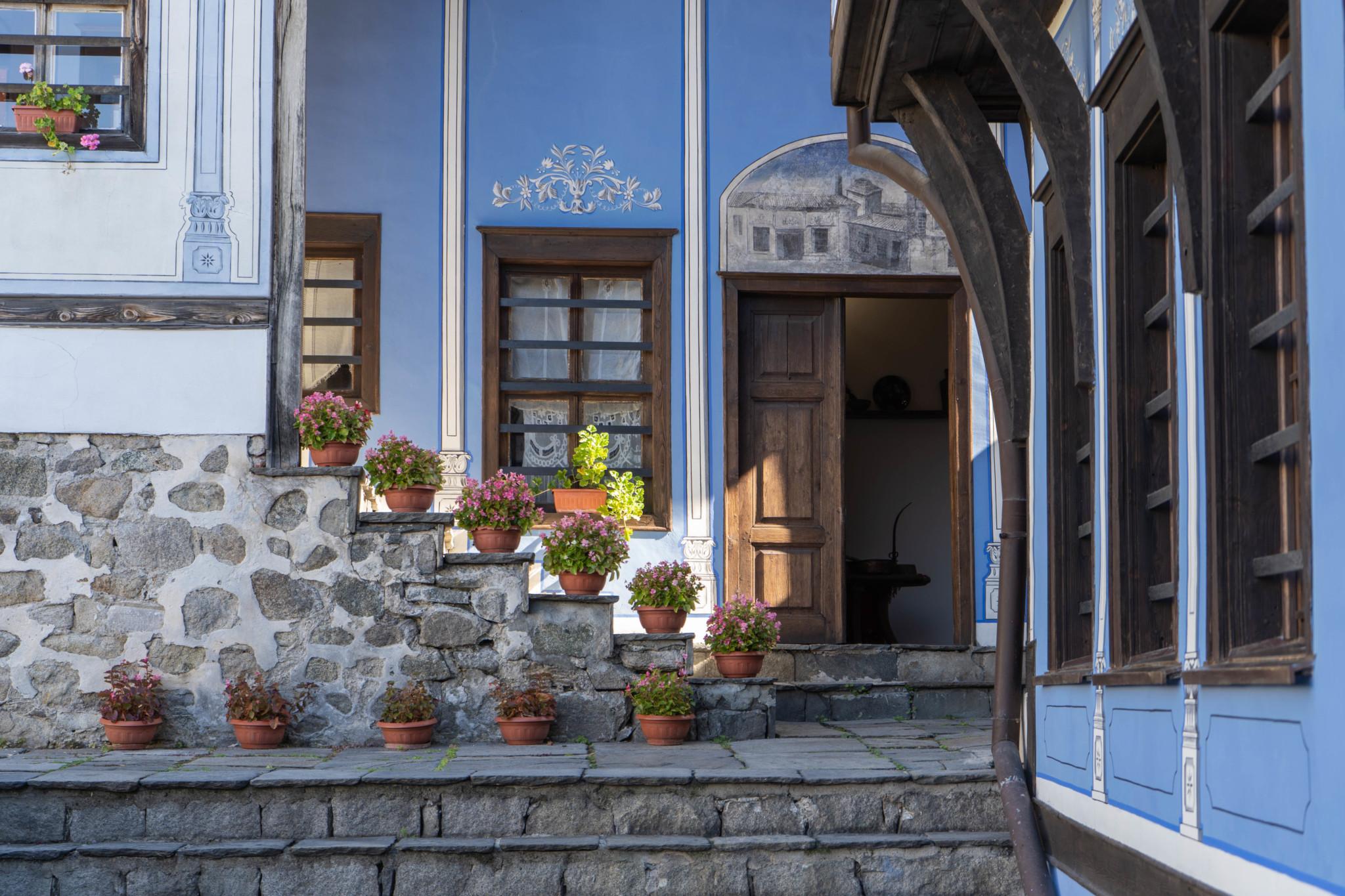 Wiedergeburtshäuser sind die wichtigsten Plovdiv Sehenswürdigkeiten