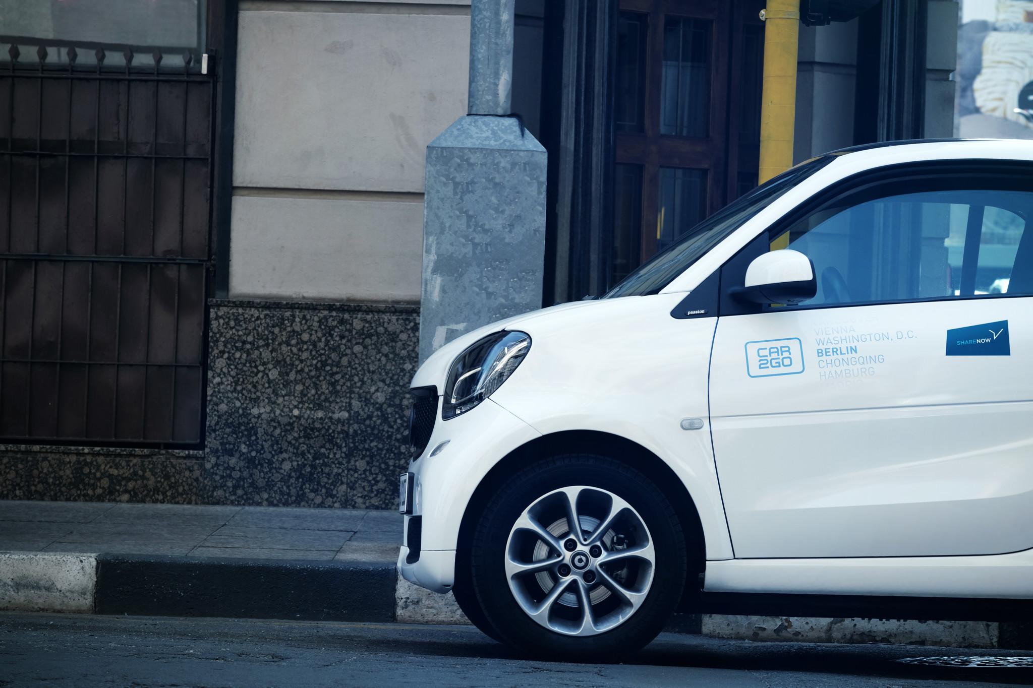 Uber und Carsharing für die Anreise zum Flughafen Berlin BER