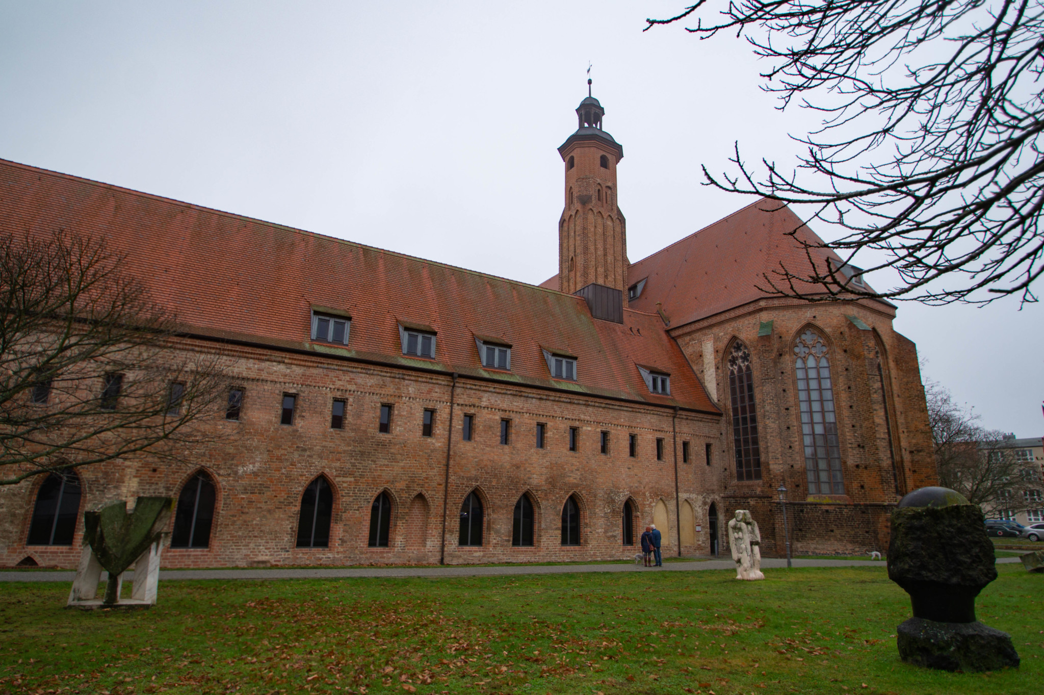 Pauli Kloster in Brandenburg an der Havel