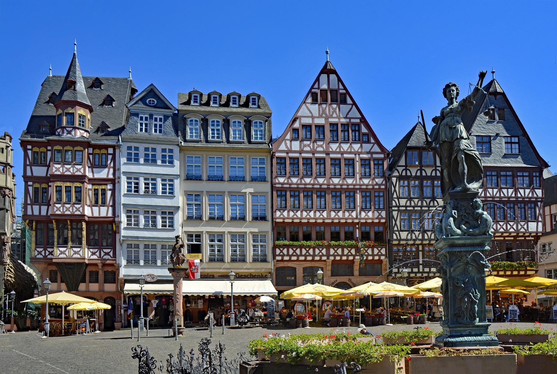 Die 11 schönsten Sehenswürdigkeiten in Frankfurt