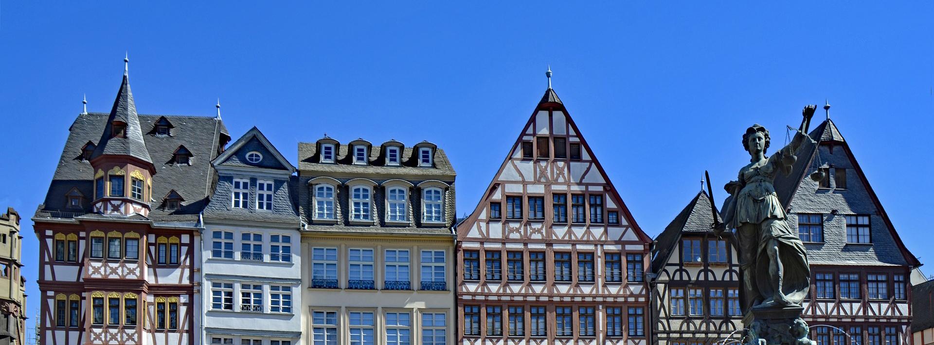 Frankfurt Sehenswürdigkeiten in der Altstadt