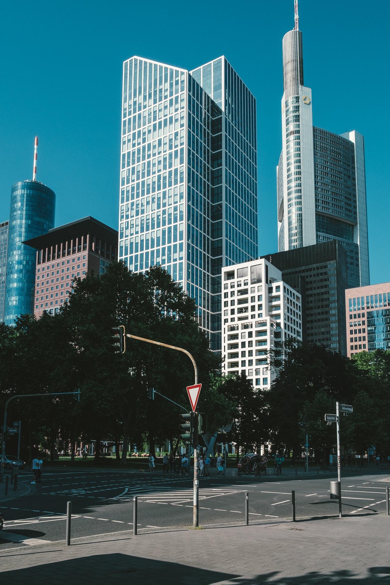 Frankfurt Sehenswürdigkeiten Maintower