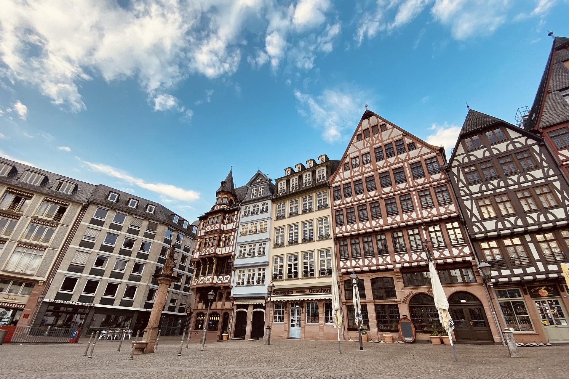 Frankfurt Sehenswürdigkeiten Römer