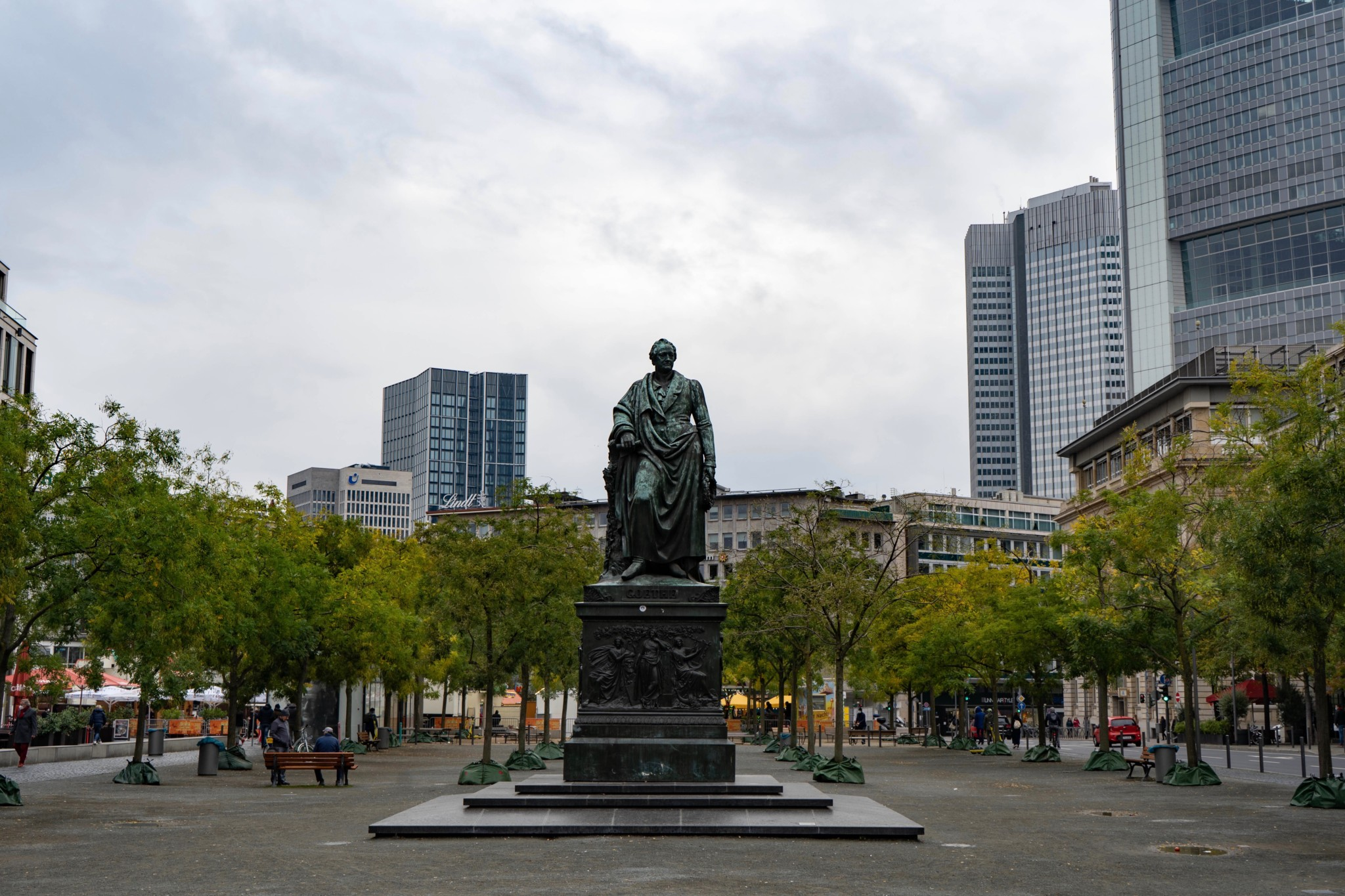 Goethe in Frankfurt am Main