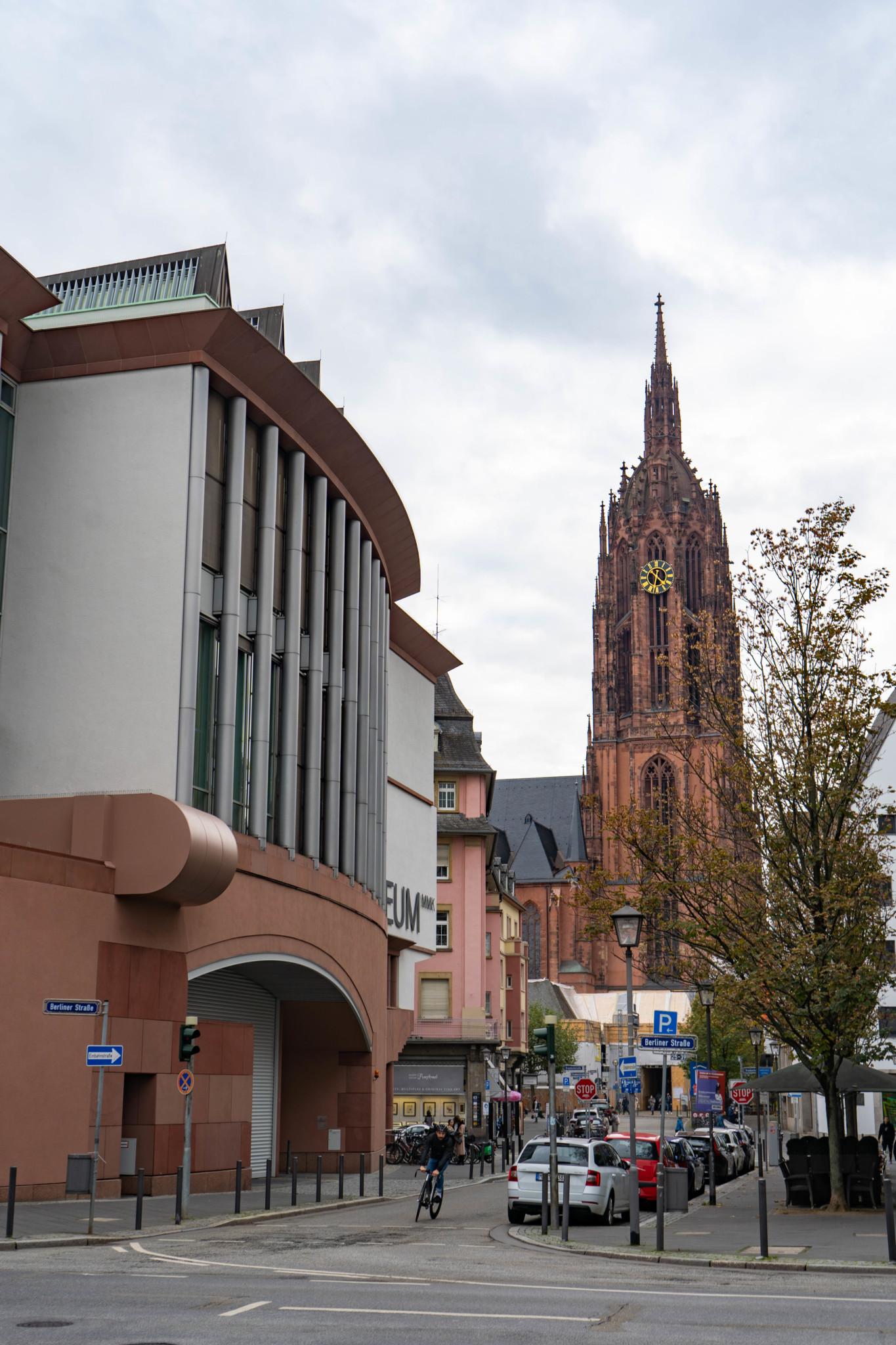 Kirche in Frankfurt am Main