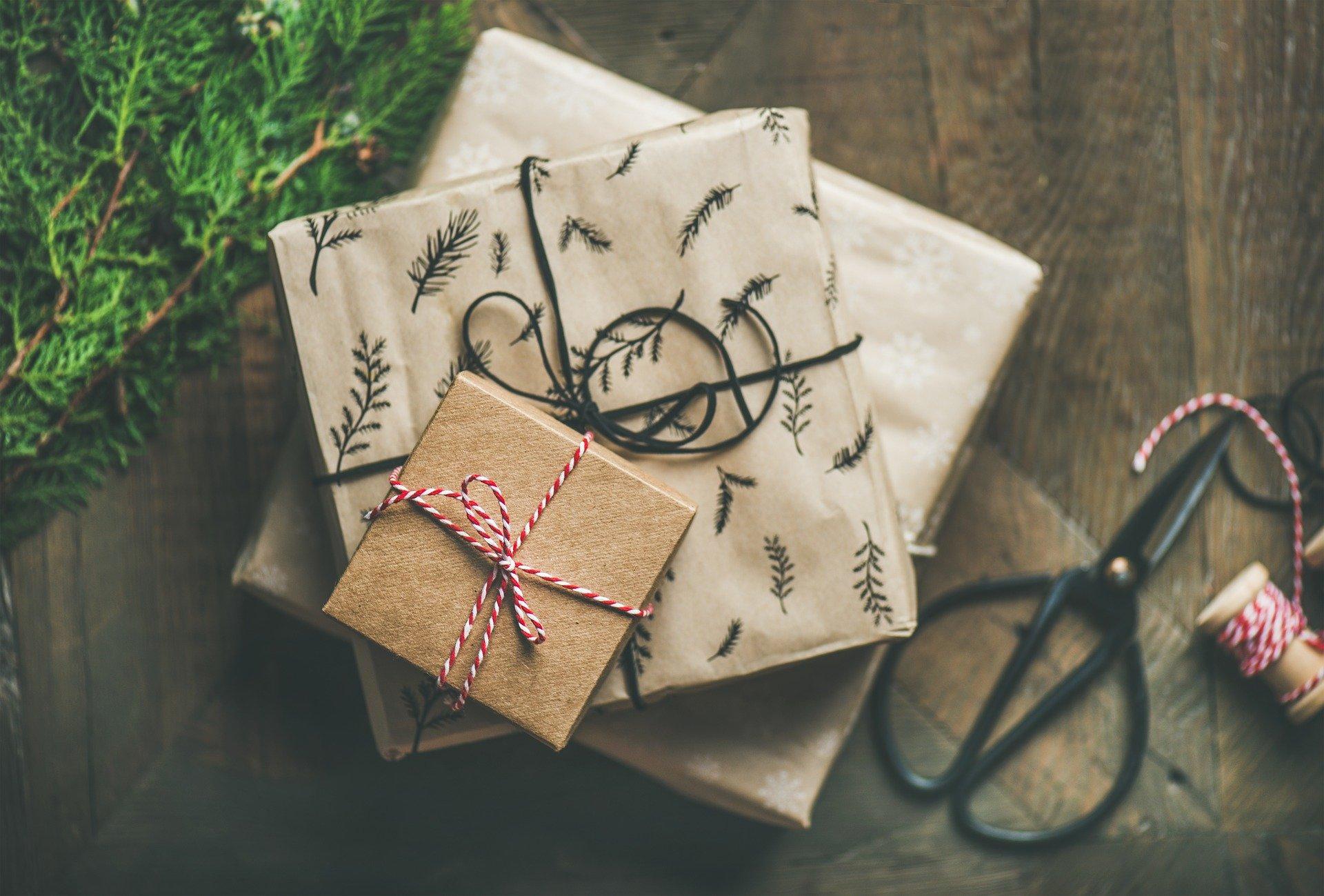 Hübsche nachhaltige Geschenke