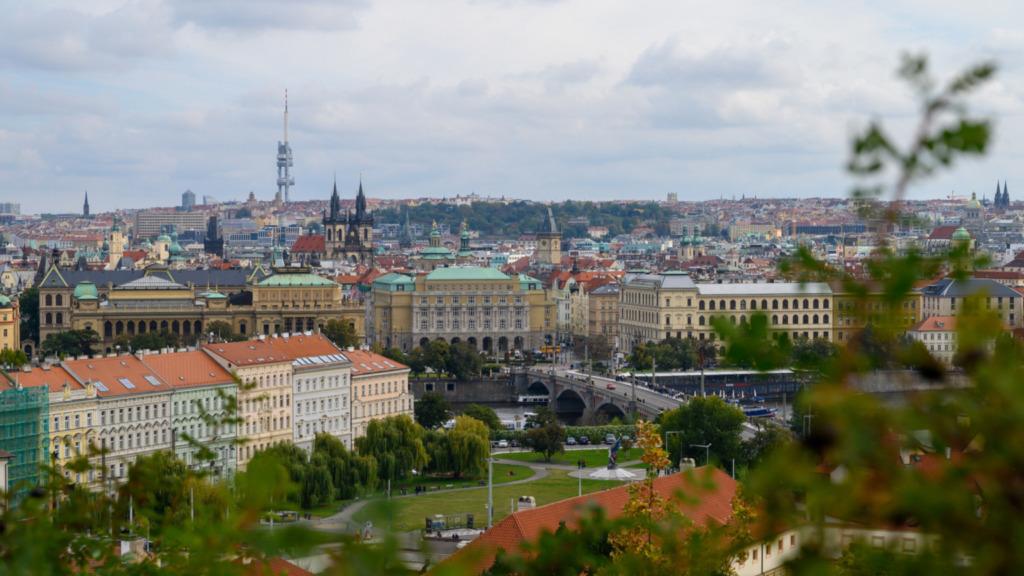Prag im Dezember