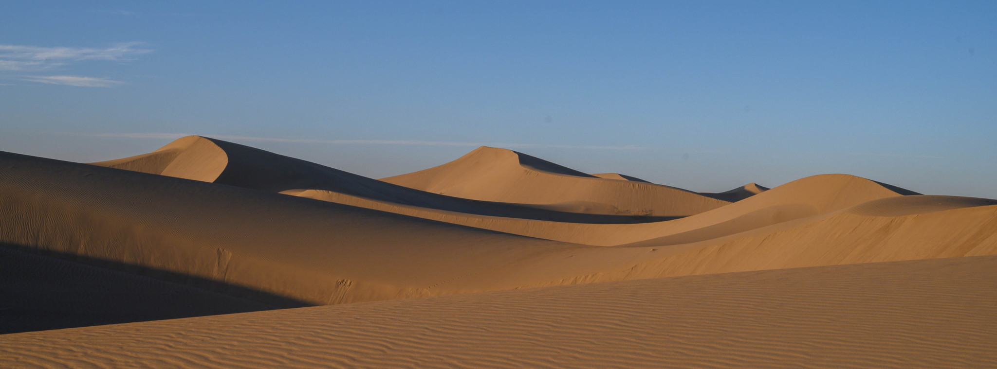 Sanddünen Iran