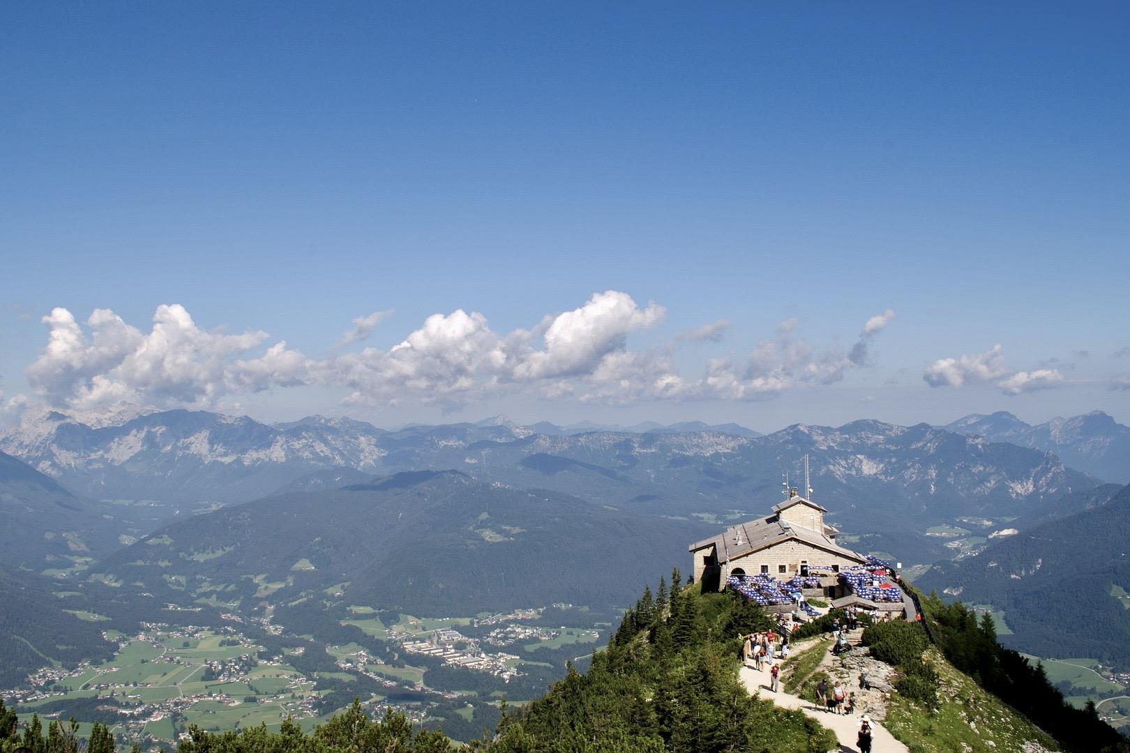 Ein Insidertipp unter den Ausflugszielen Bayerns ist das Kehlsteinhaus in Berchtesgaden