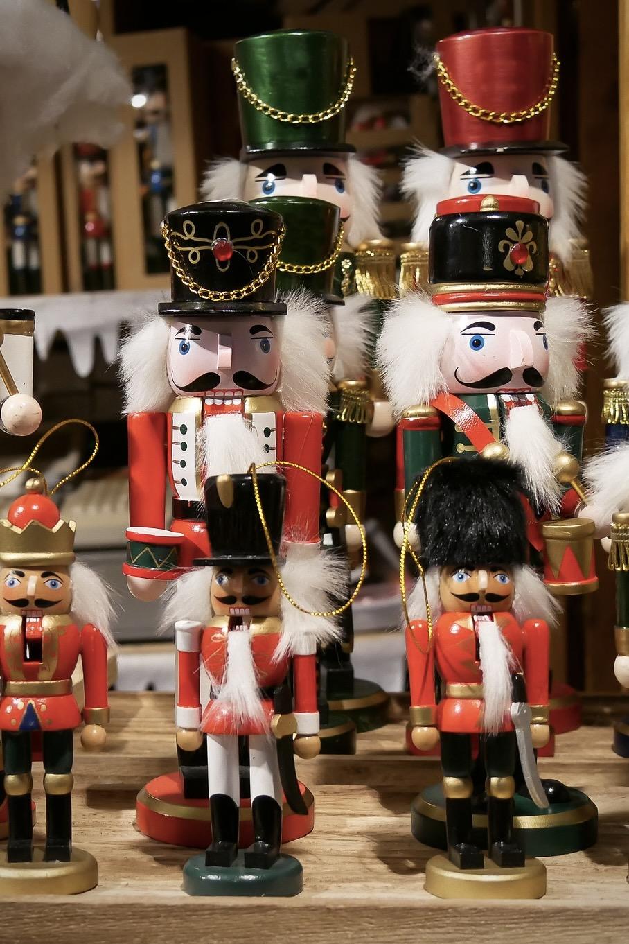 Ausflüge auf Bayerns Weihnachtsmärkte sind eine gute Idee