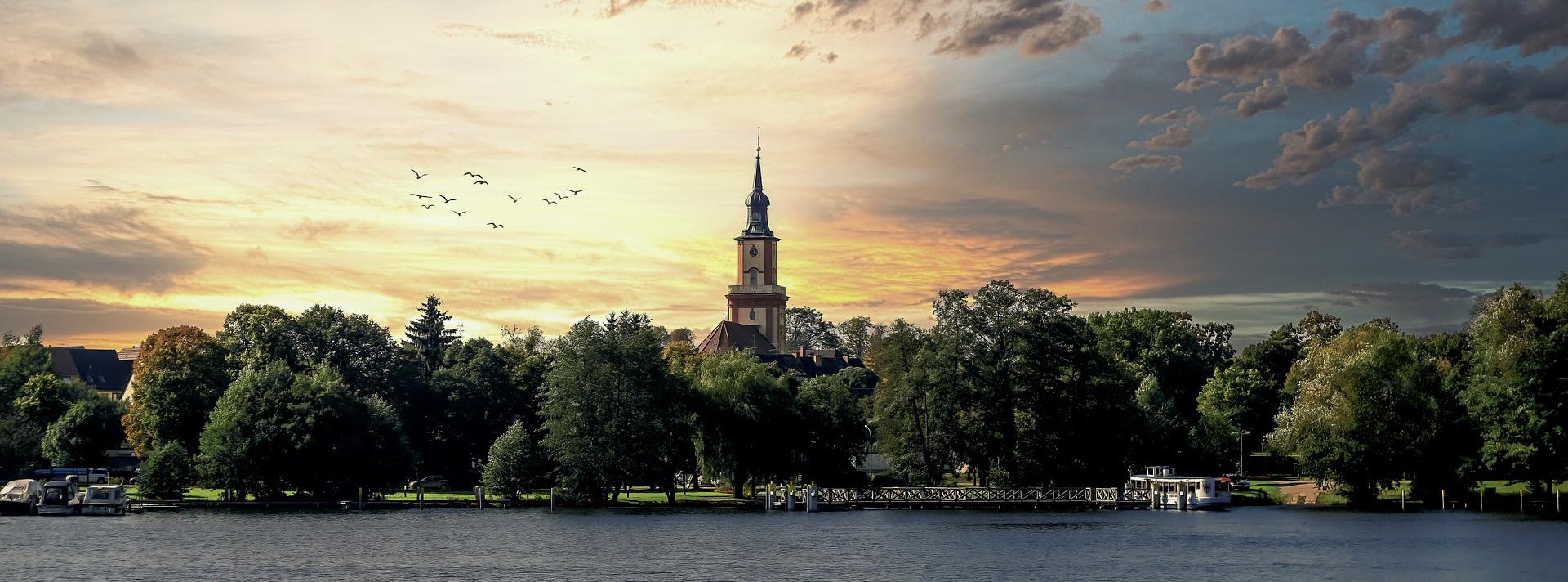 Städte Brandenburg