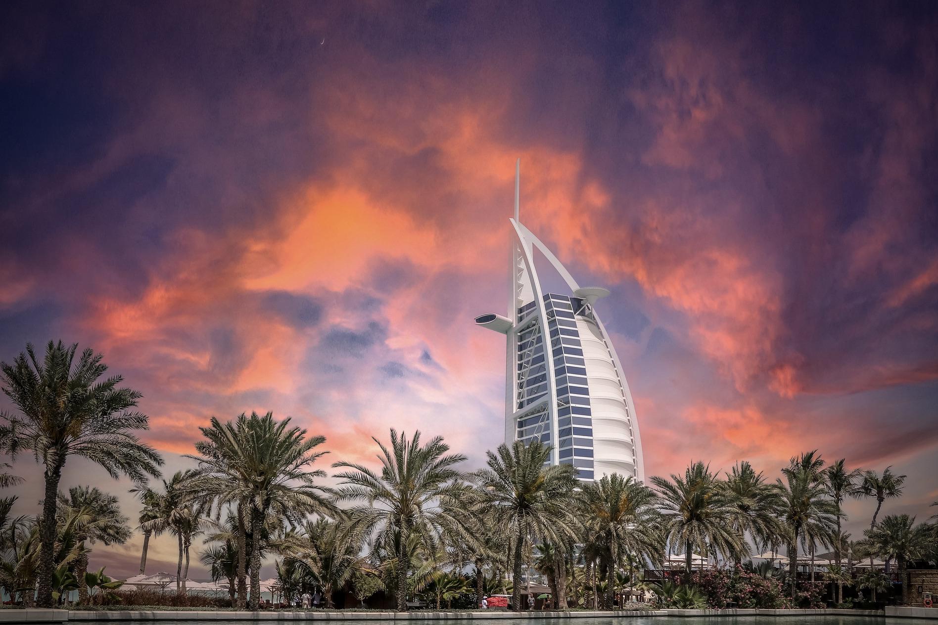 Dubai ist auch im Winter ein gutes Urlaubsziel