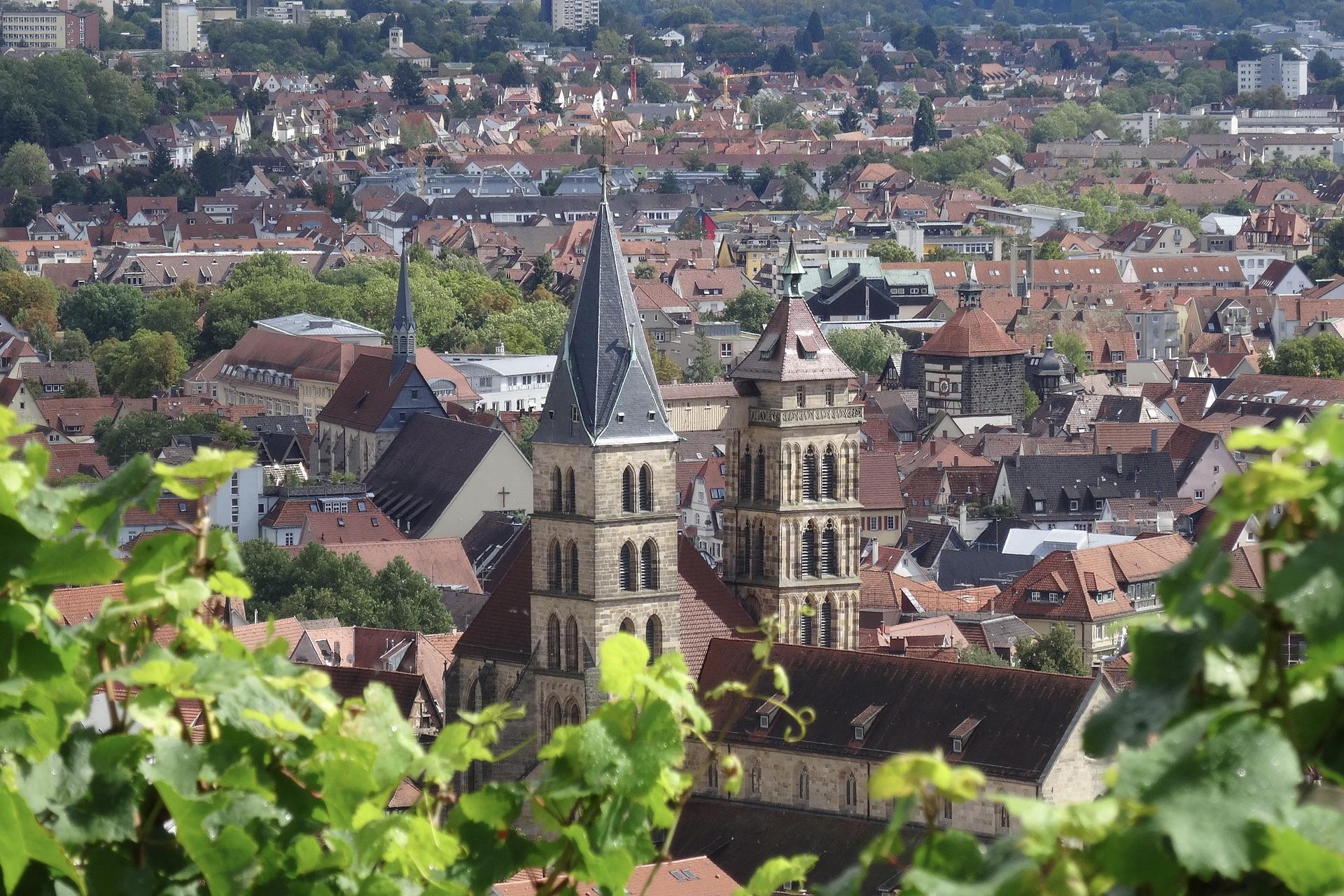 Eines der schönsten Baden-Württemberg Touren für den Urlaub ist Esslingen bei Stuttgart