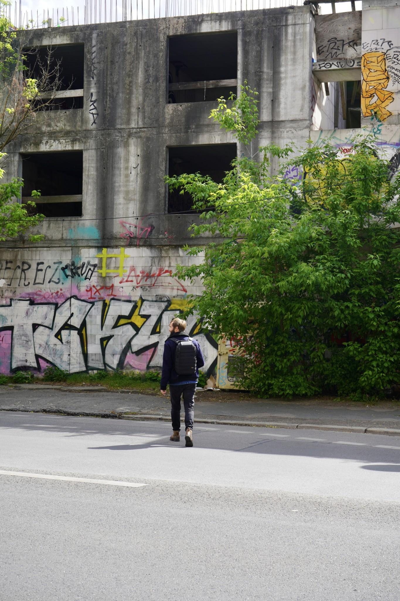 Streetart in Friedrichshain