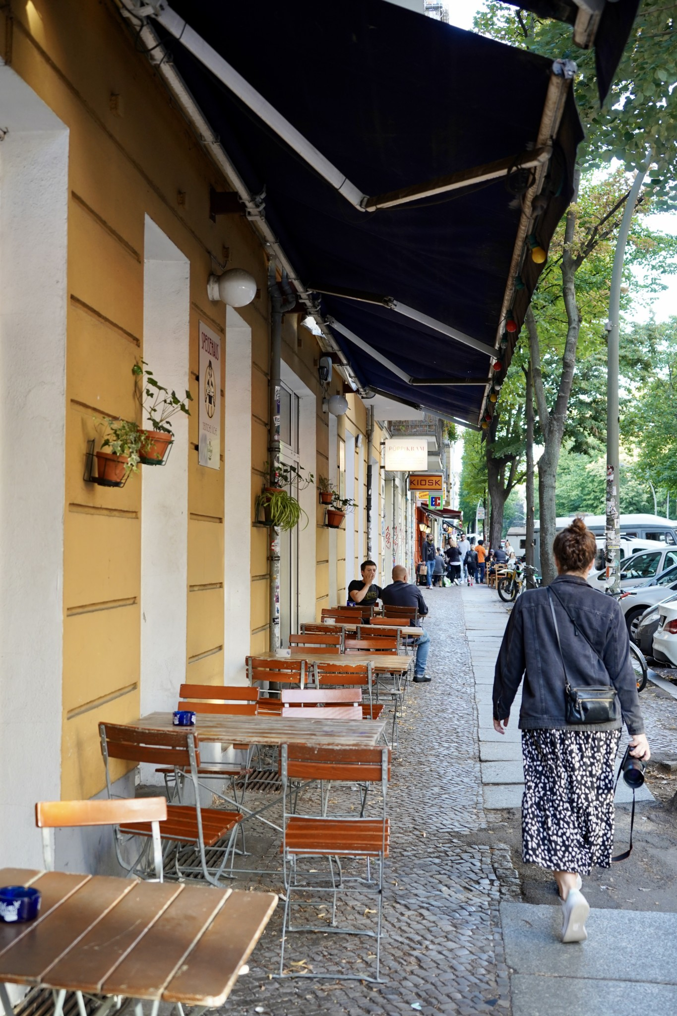 Restaurants gibt es in Friedrichshain einige
