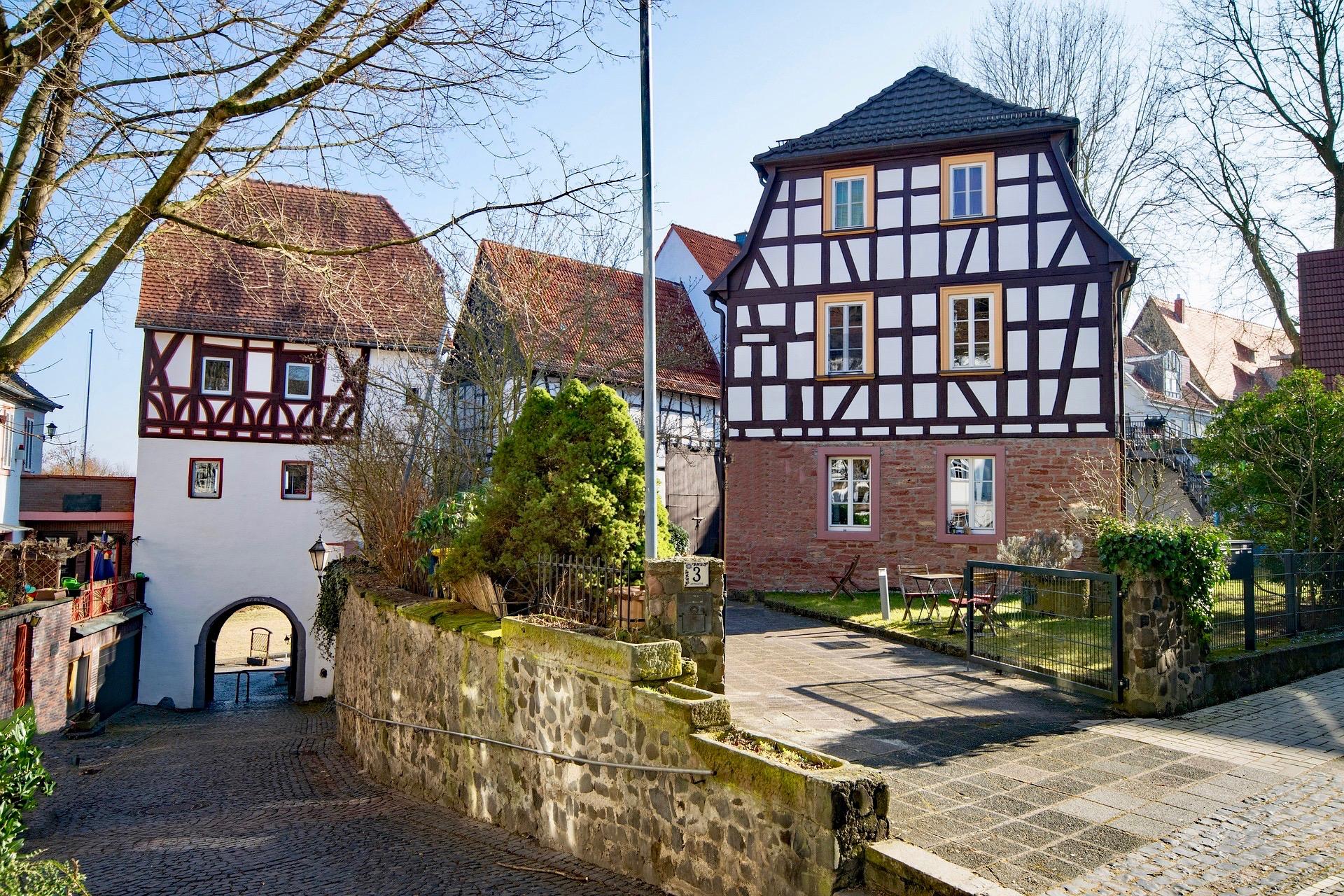 Hanau gehört zur deutschen Märchenstraße