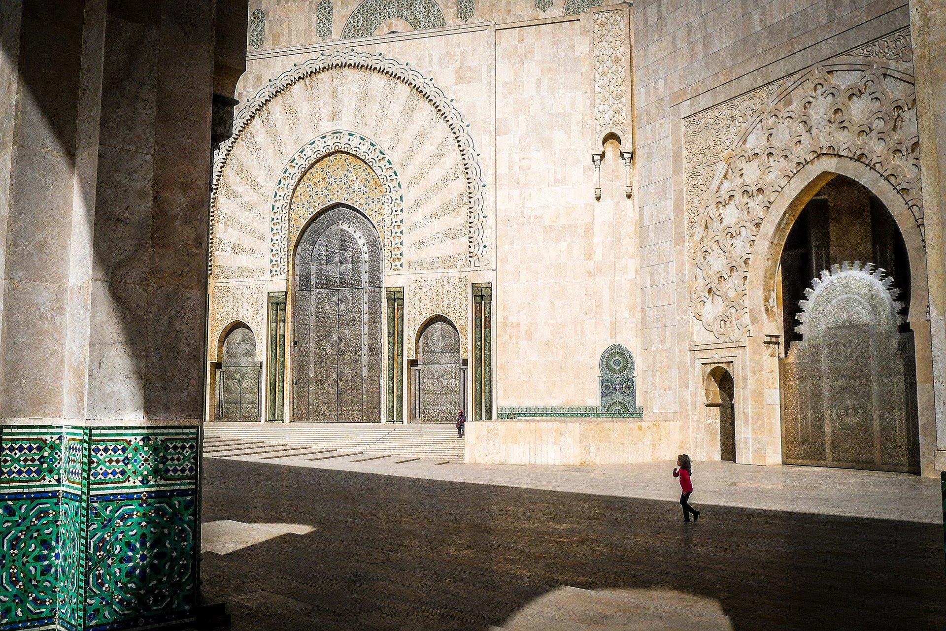 Marokko zählt zu den beliebten Januar Reisezielen