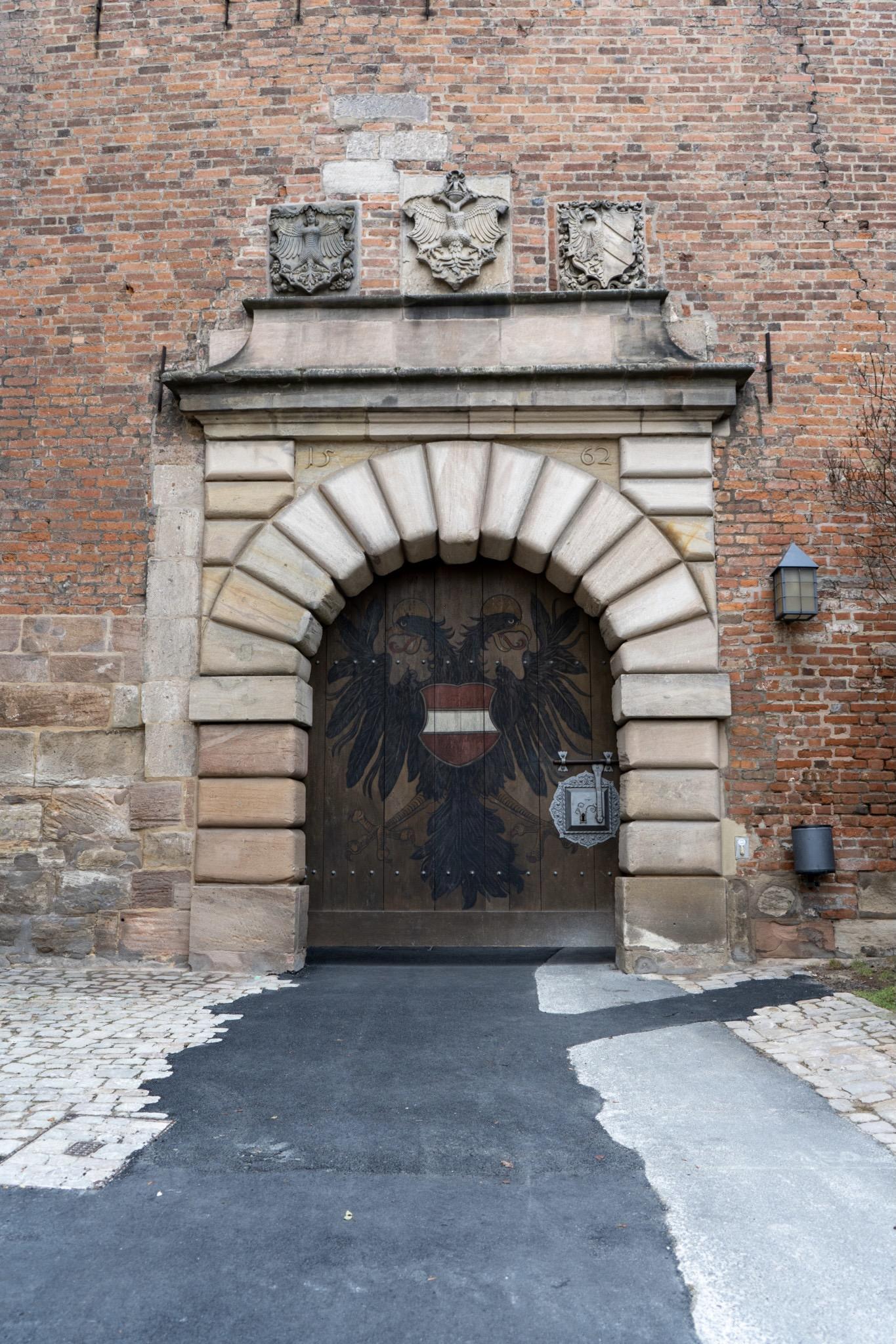 Die Nürnberger Kaiserburg ist als Ausflug ein Highlight