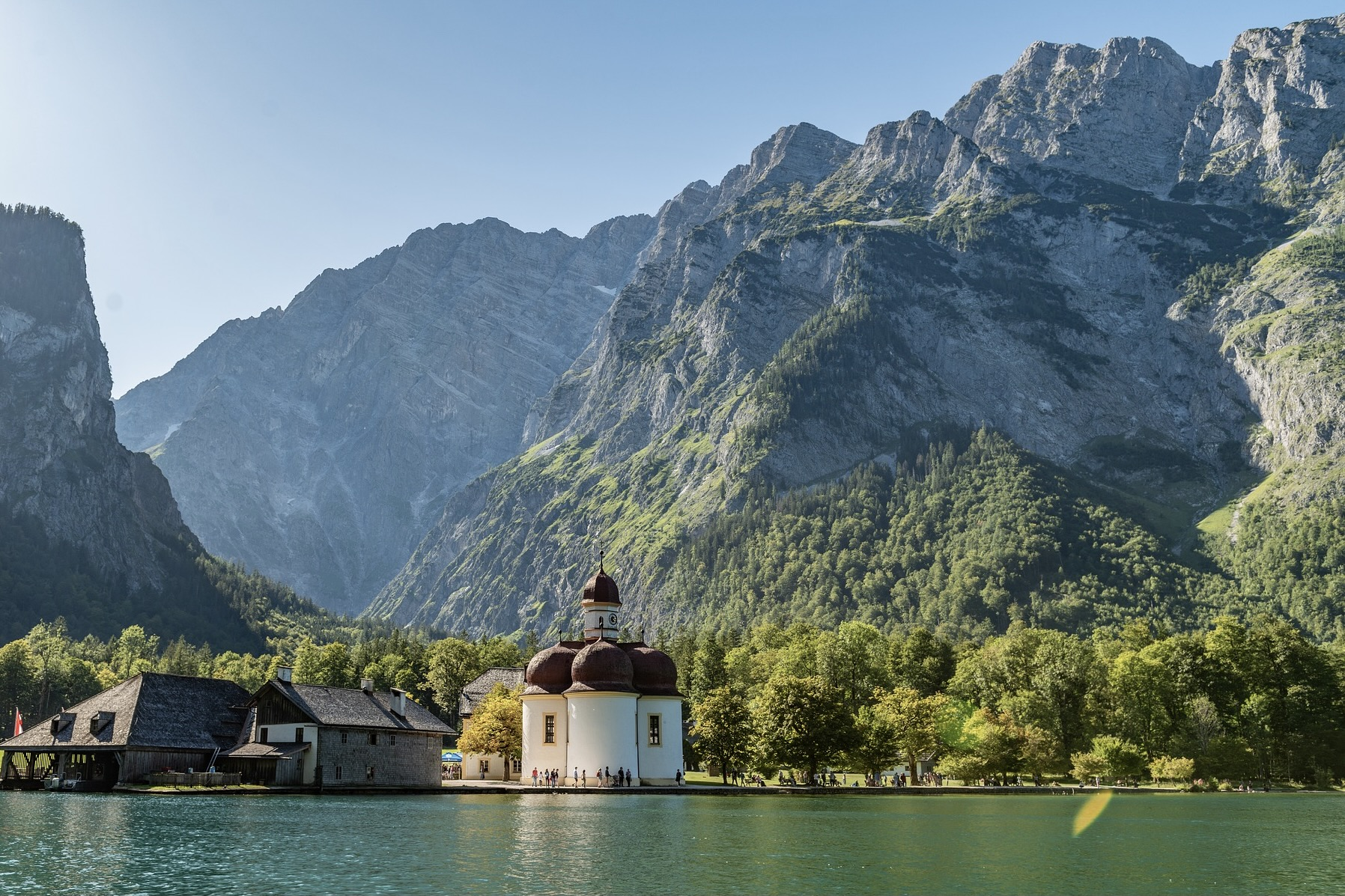 Der Königsee ist ein Geheimtipp unter den Bayern Ausflugszielen