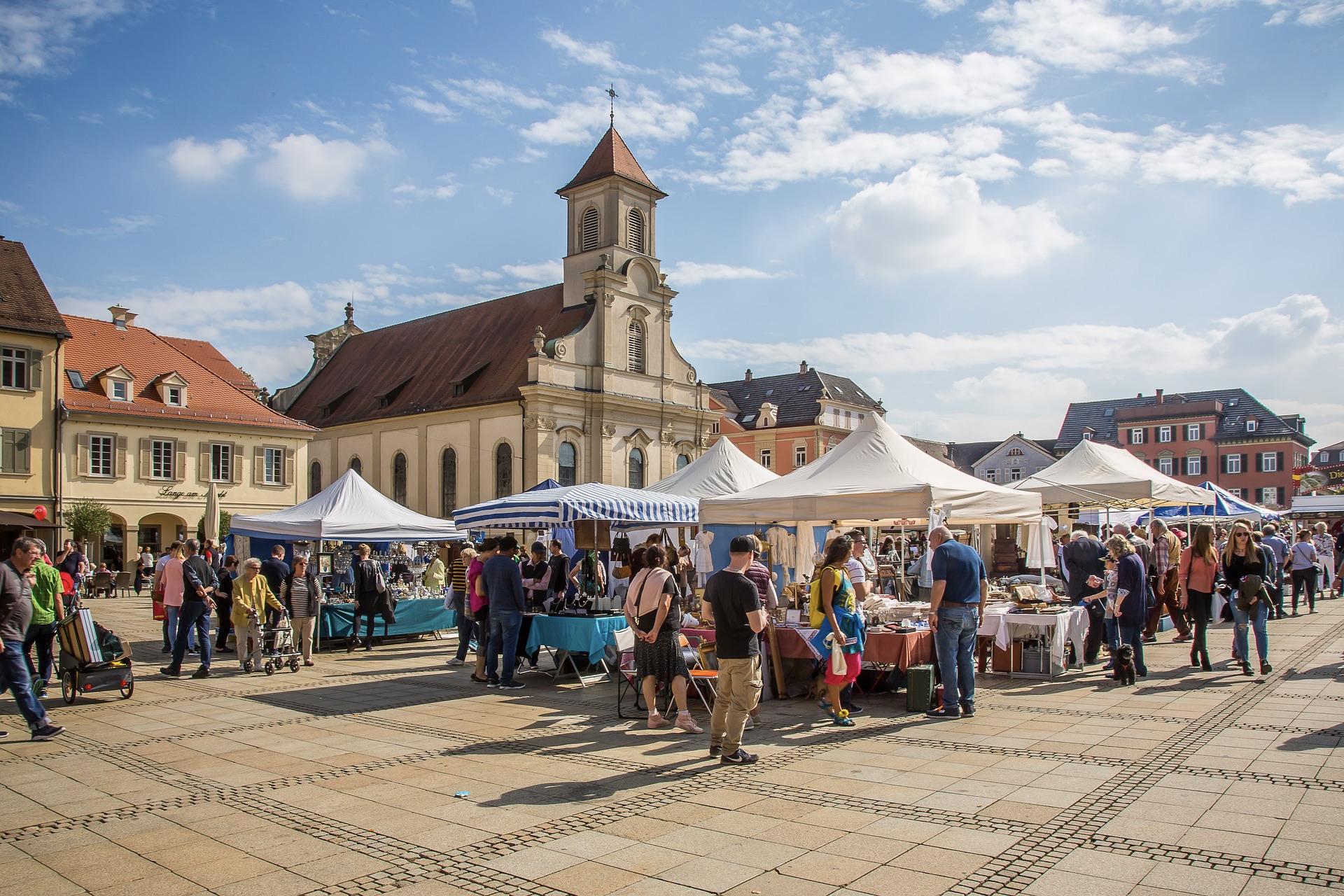 Ludwigsburg ist eines der beliebtesten Baden-Württemberg Ausflüge