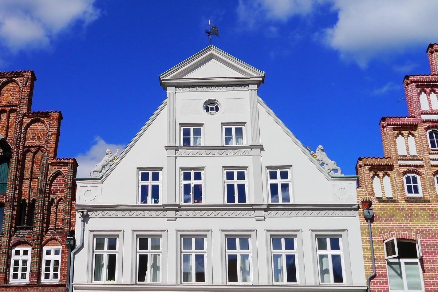 Lüneburg liegt auf der deutschen Spargelstraße