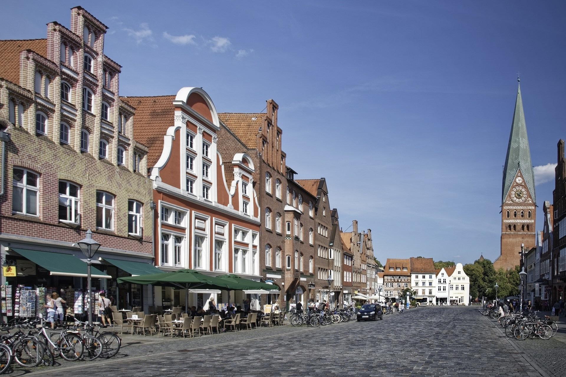 Lüneburg gehört für viele zu den schönsten Städten in Deutschland