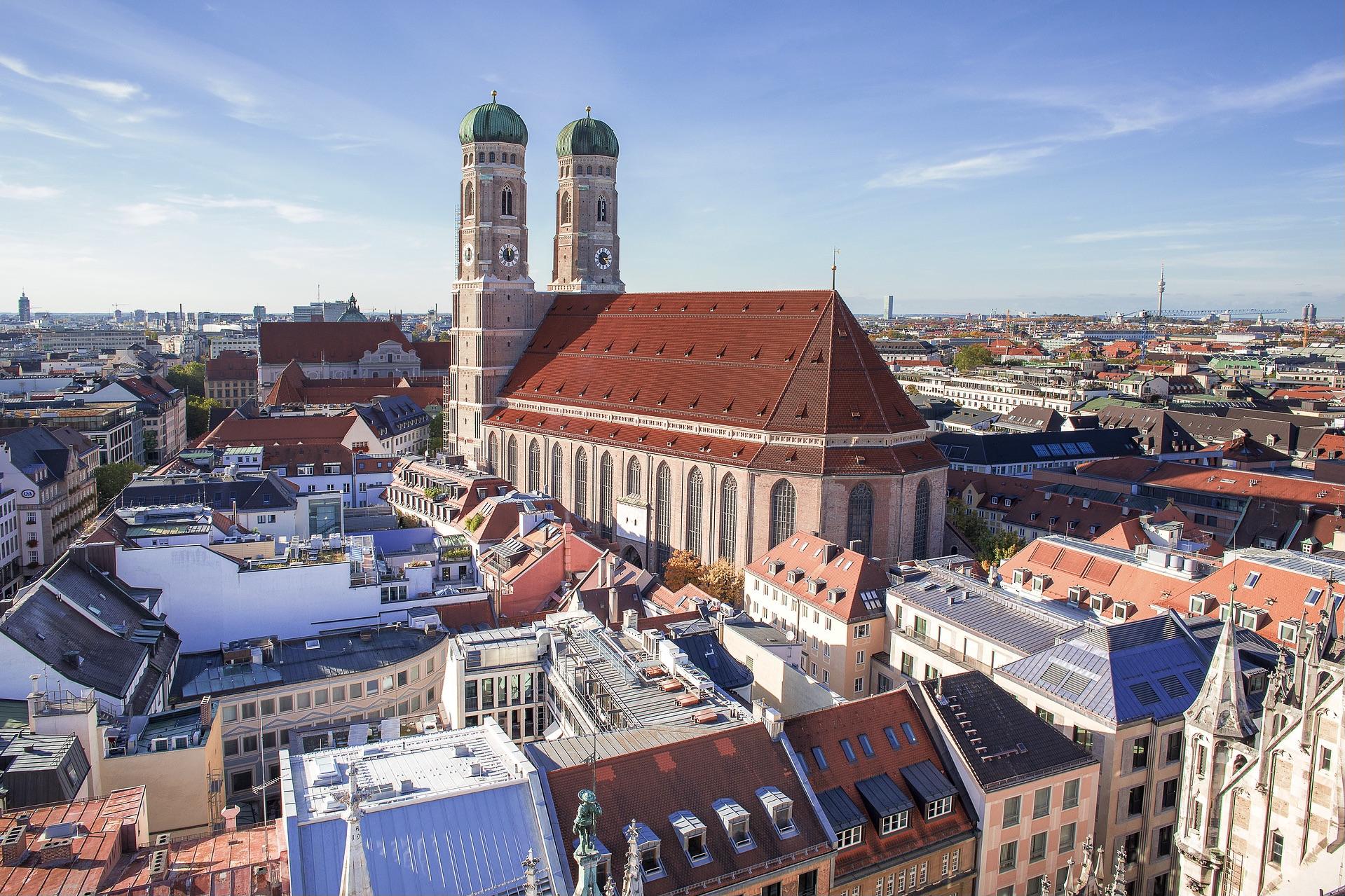 München ist immer ein Highlight