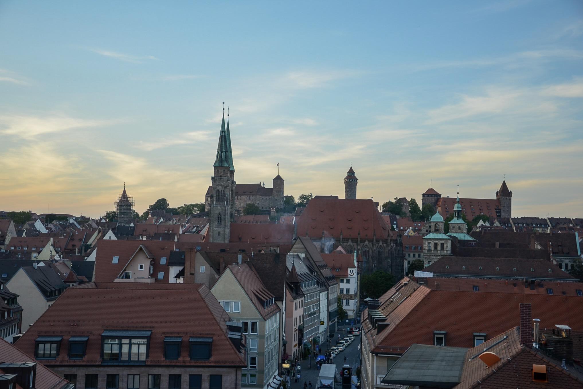 Nürnberg ist ein schöner Städtetrip unter den bestenn Ausflugszielen in Bayern