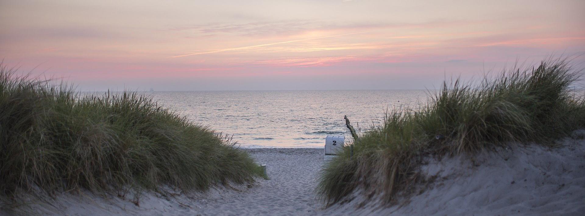 Ostseeinseln in Deutschland