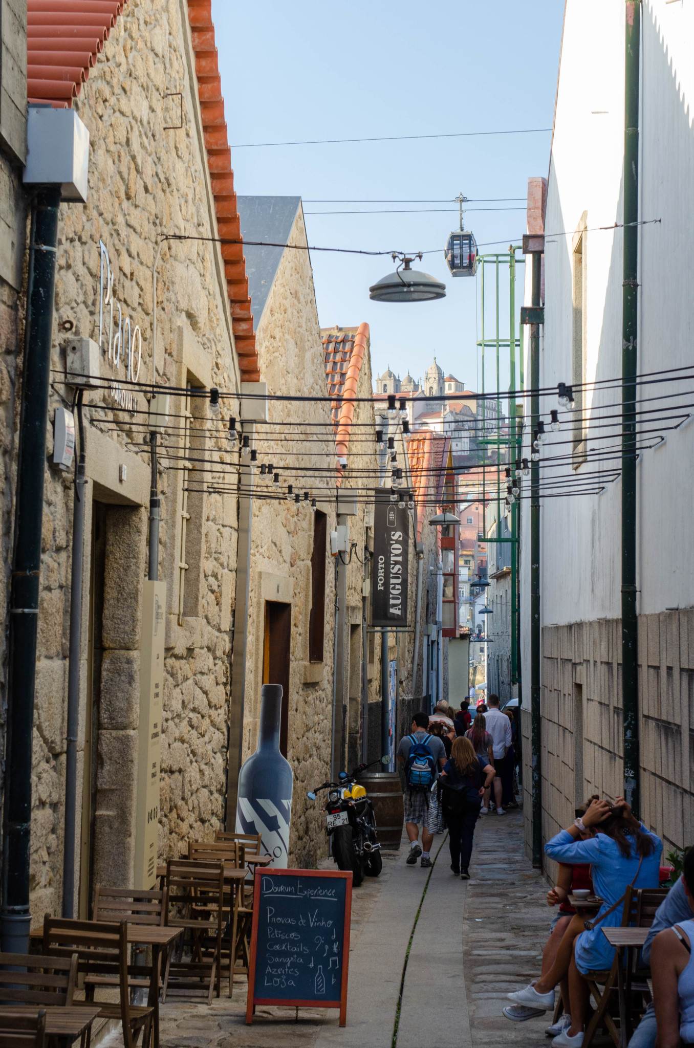 Portwein in Vila Nova de Gaia in Porto