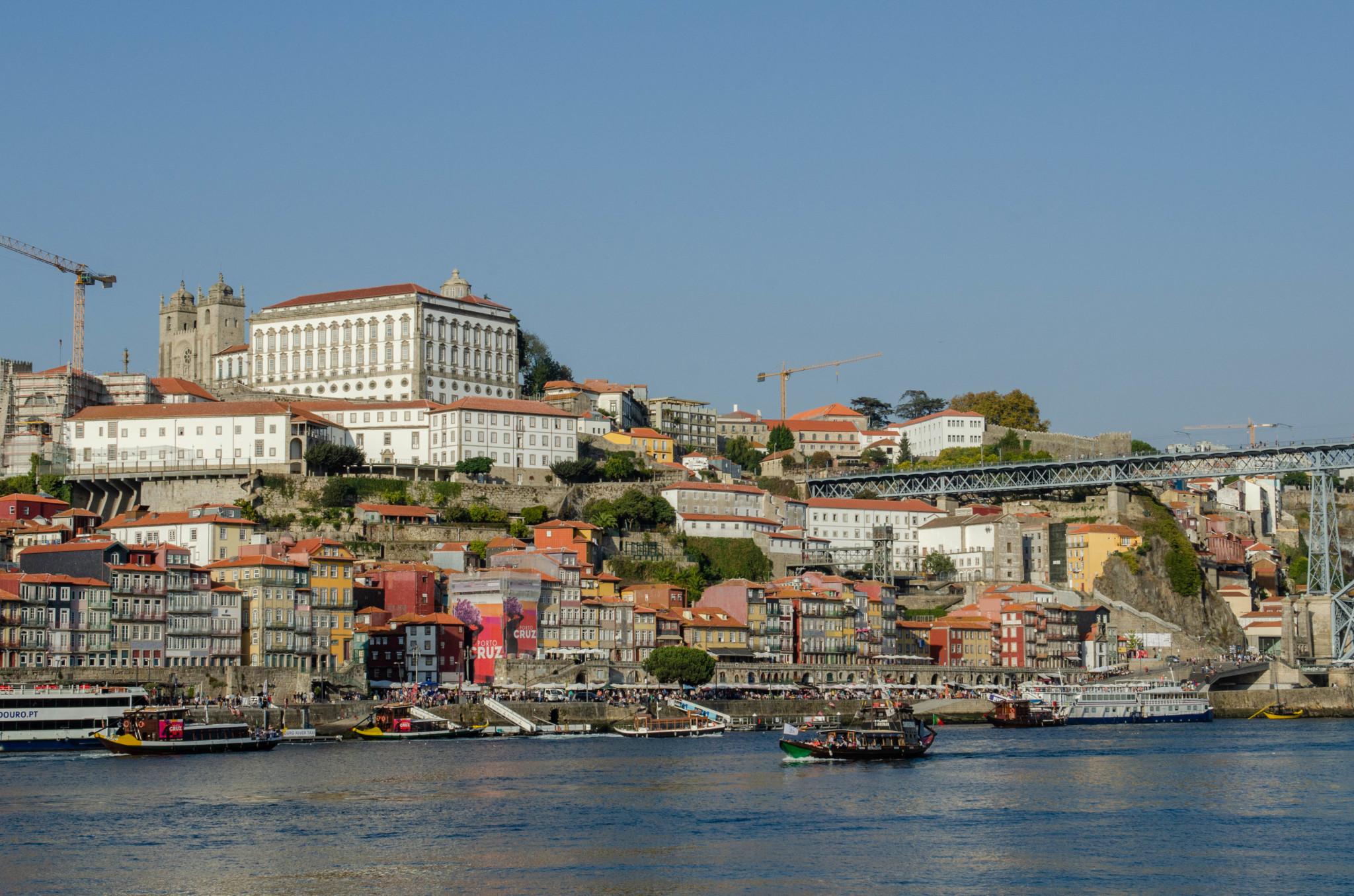 Sommer in Porto