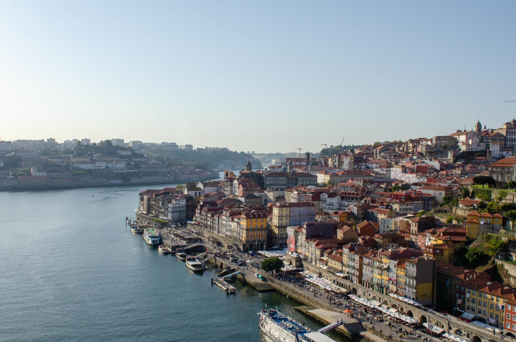 Miradouro Vitoria in Porto
