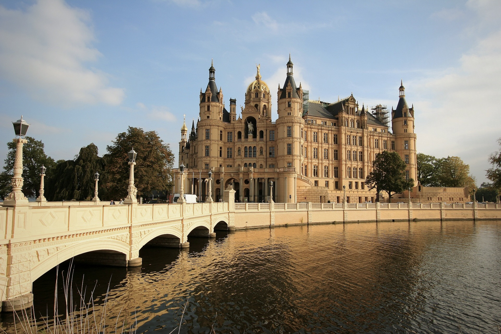 Schwerin steht in der Liste der schönsten Städten Deutschland