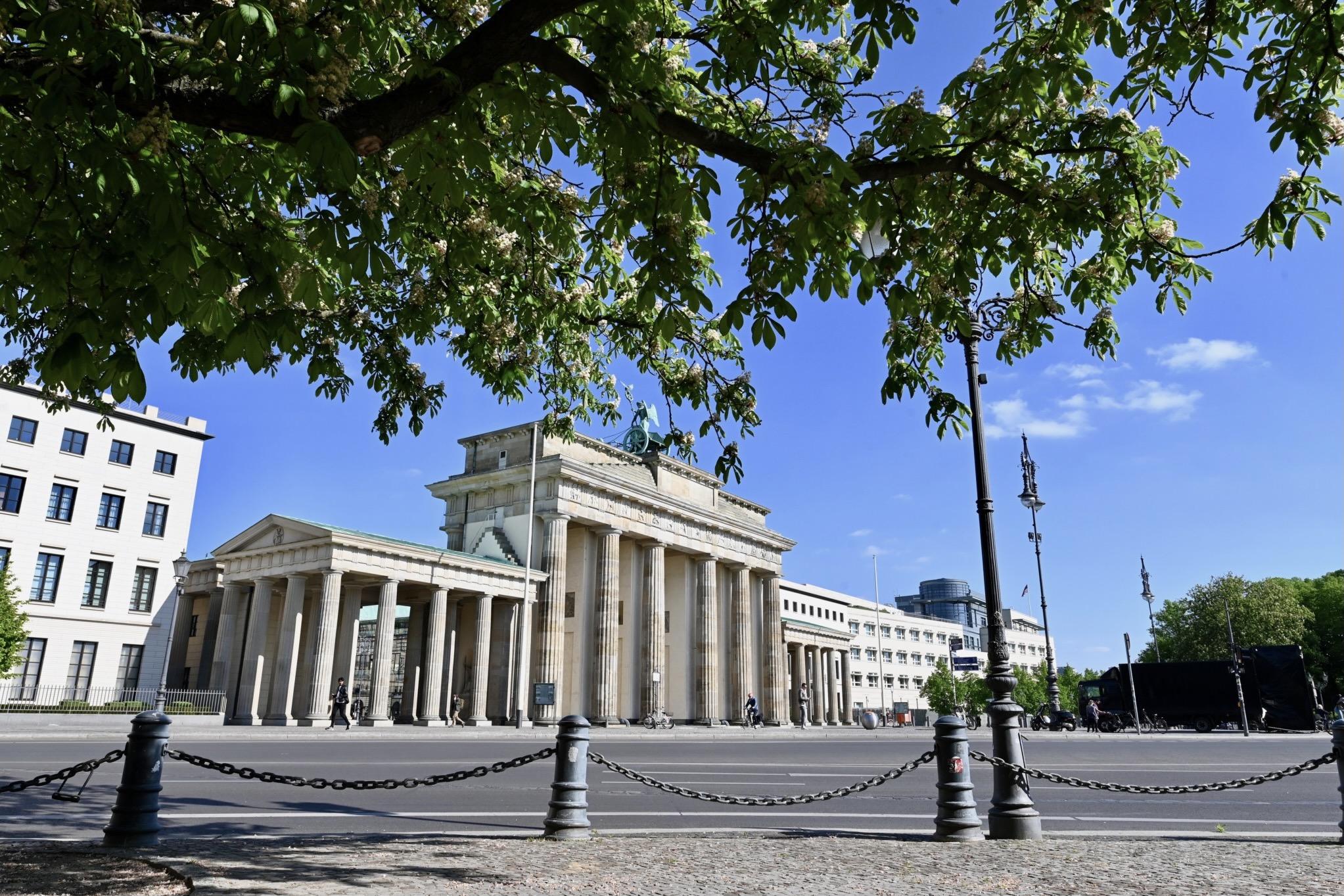 Berlin gehört zu den schönsten Städte Deutschlands